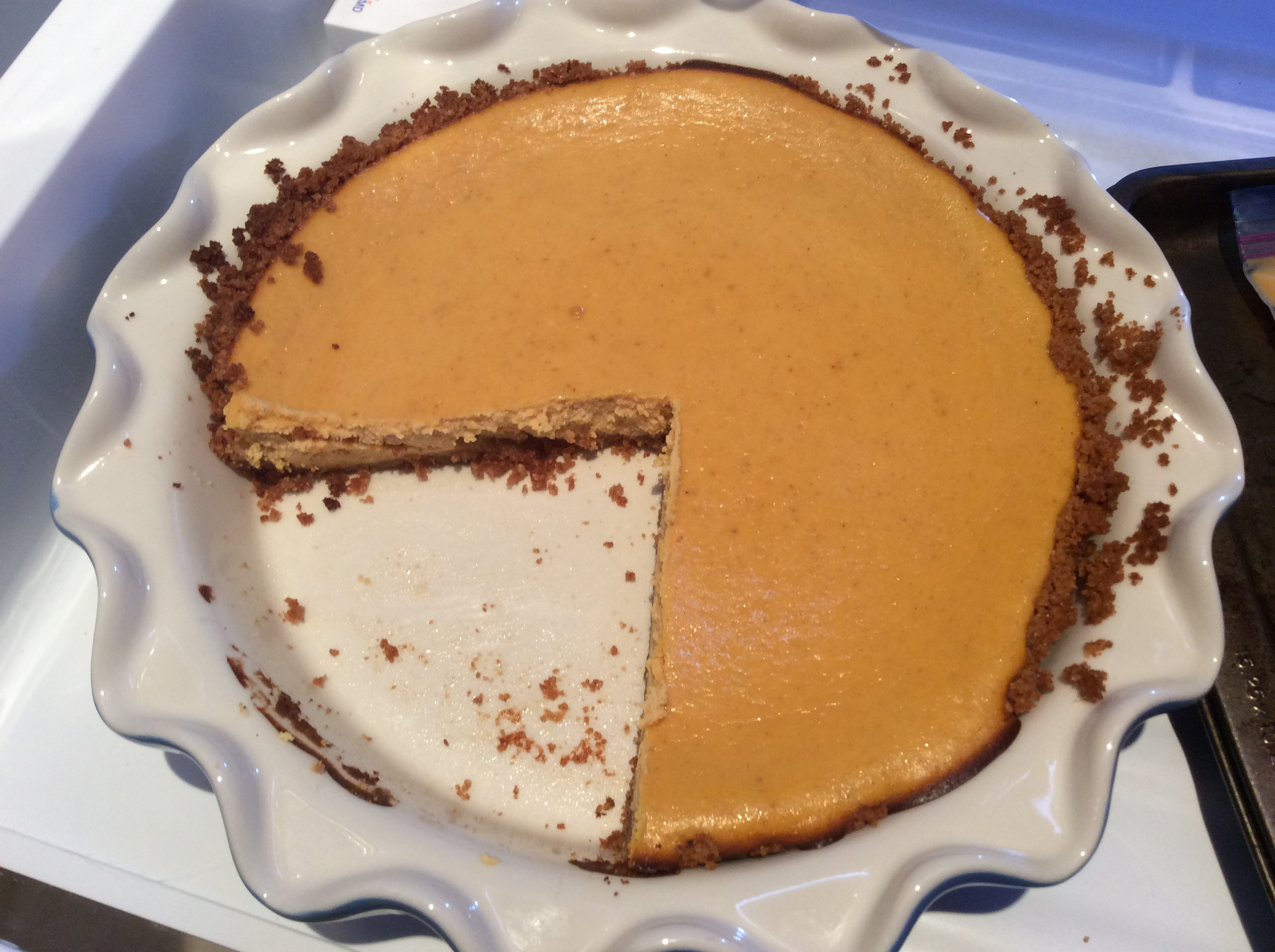 Best Pumpkin Cheesecake
