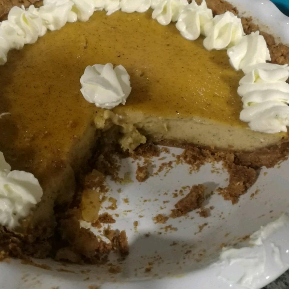 Pumpkin Custard Pie II dani