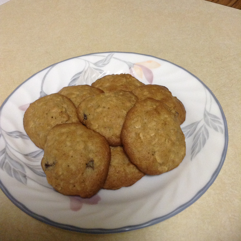 Cranberry-Nut Oatmeal Cookies Theresa A. Sammartino