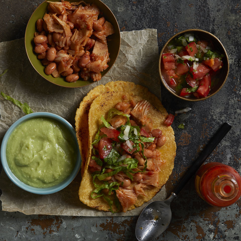 Vegan Jackfruit Tacos Hilary Meyer