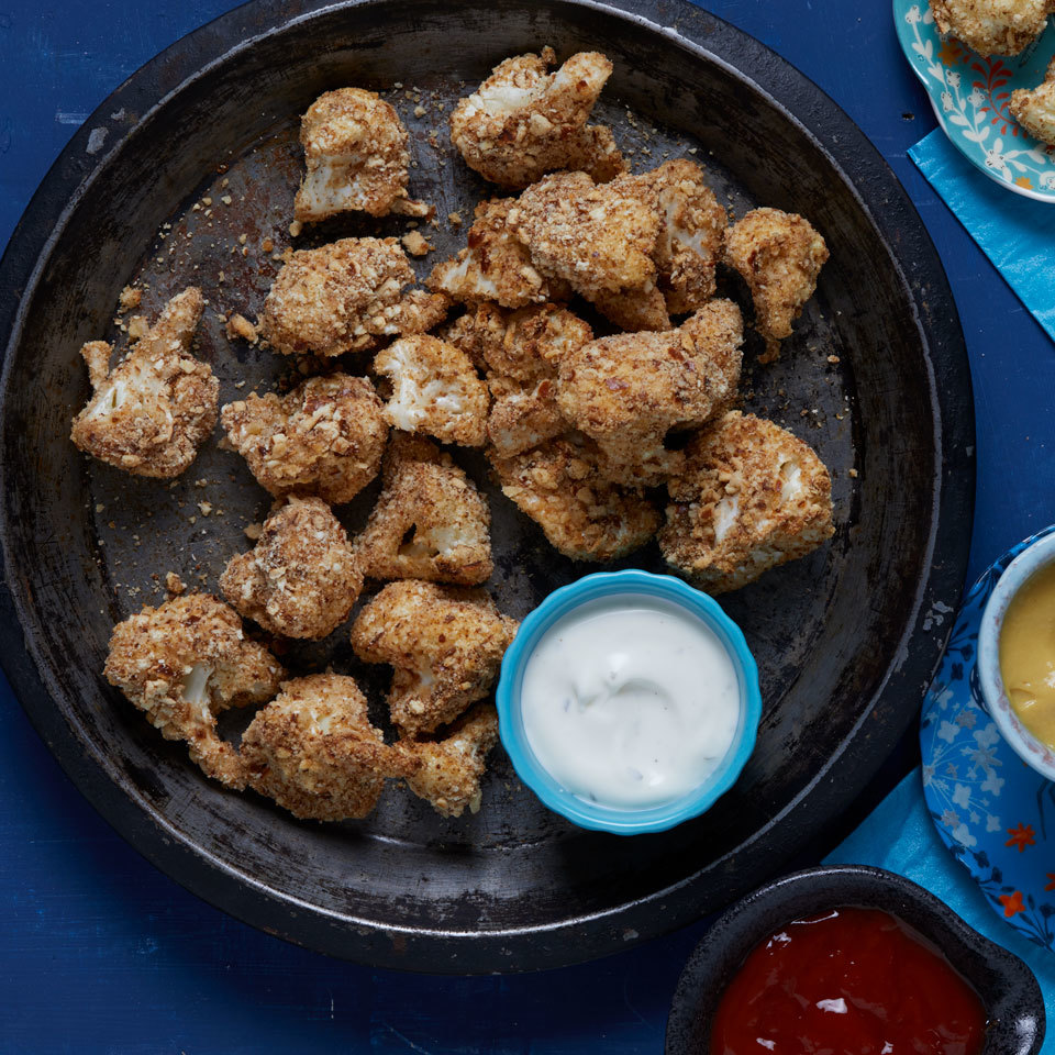 Crunchy Popcorn Cauliflower Trusted Brands