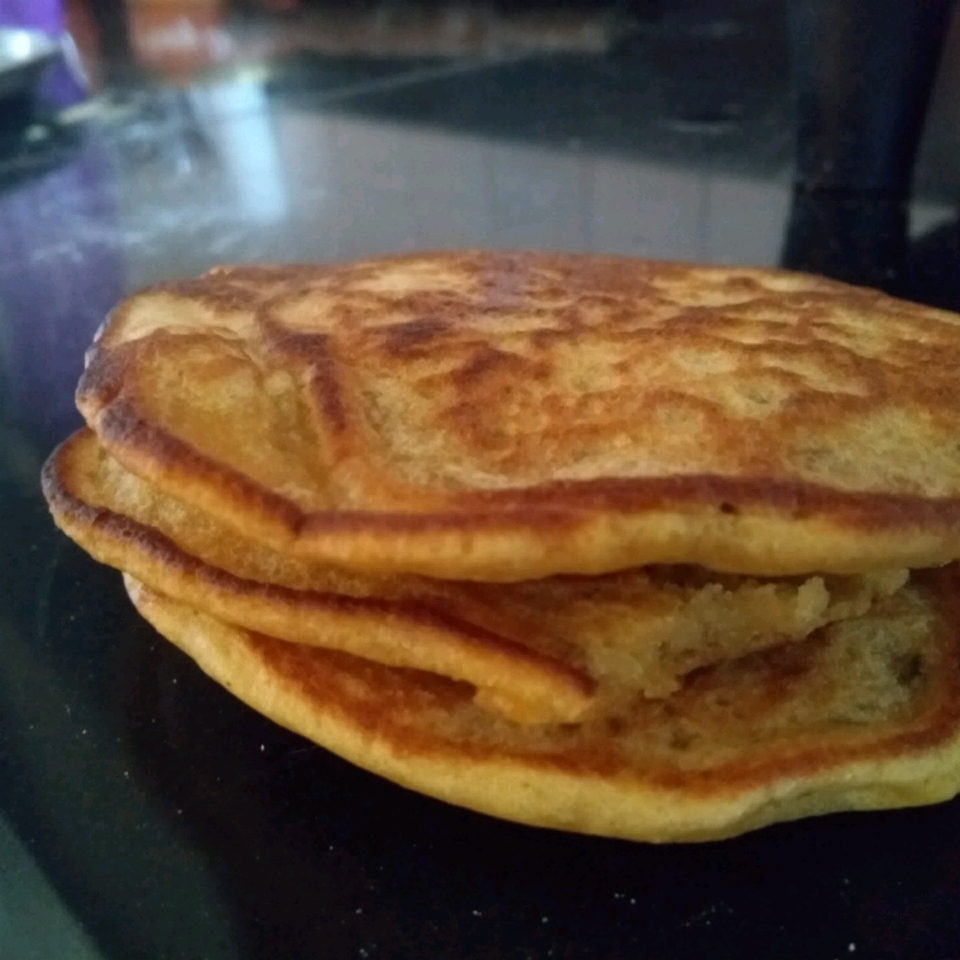Orange Pancakes Aneesha kaushal