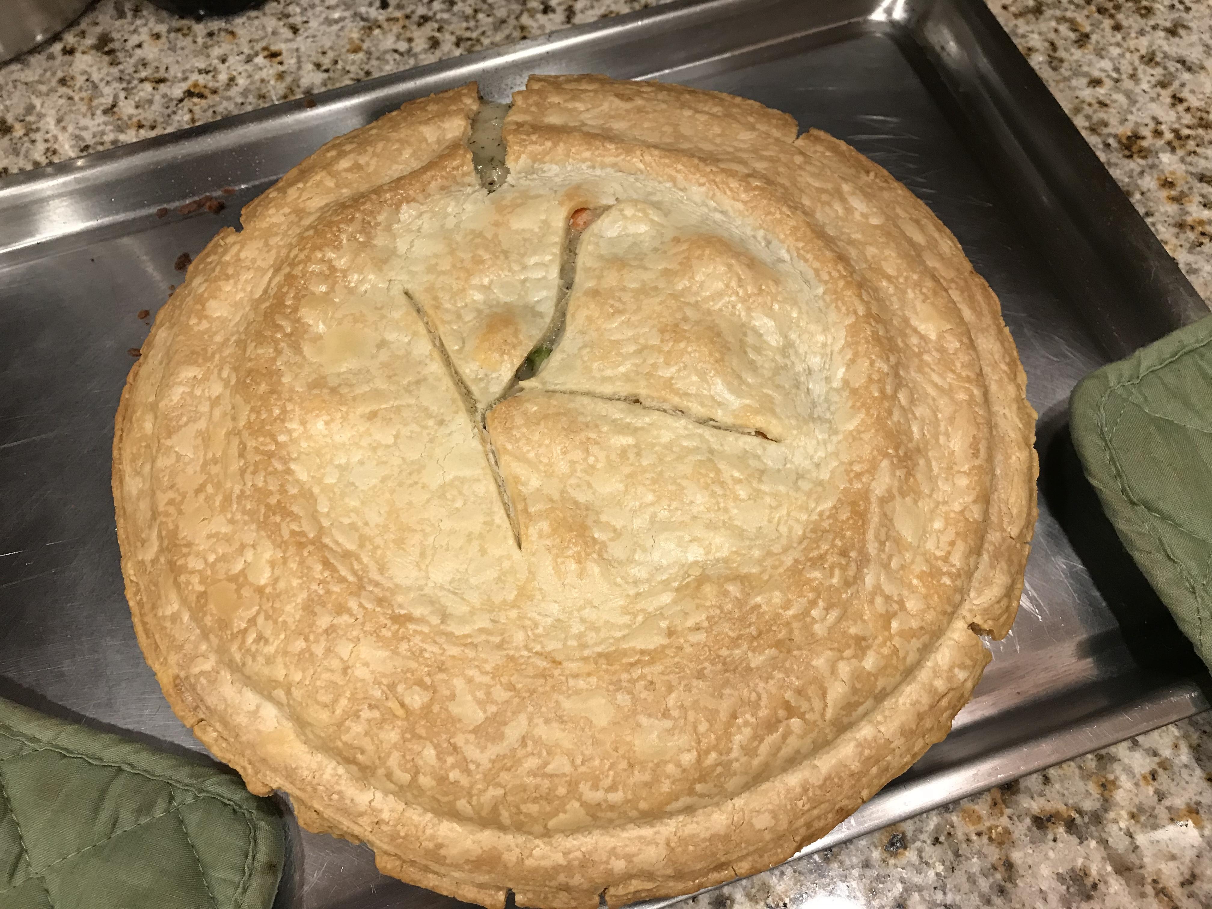 Pheasant Pot Pie