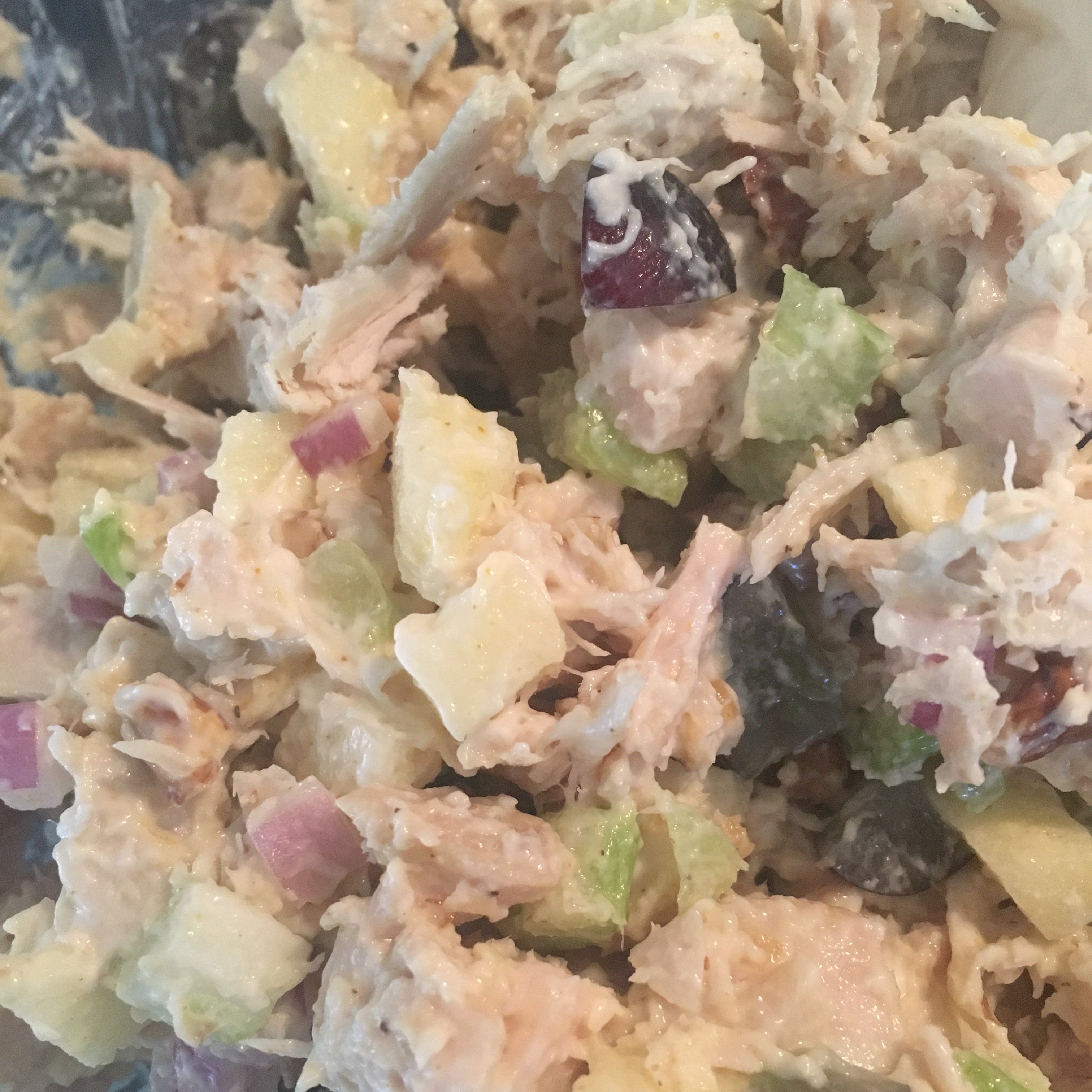 Sonny's Waldorf Turkey Salad