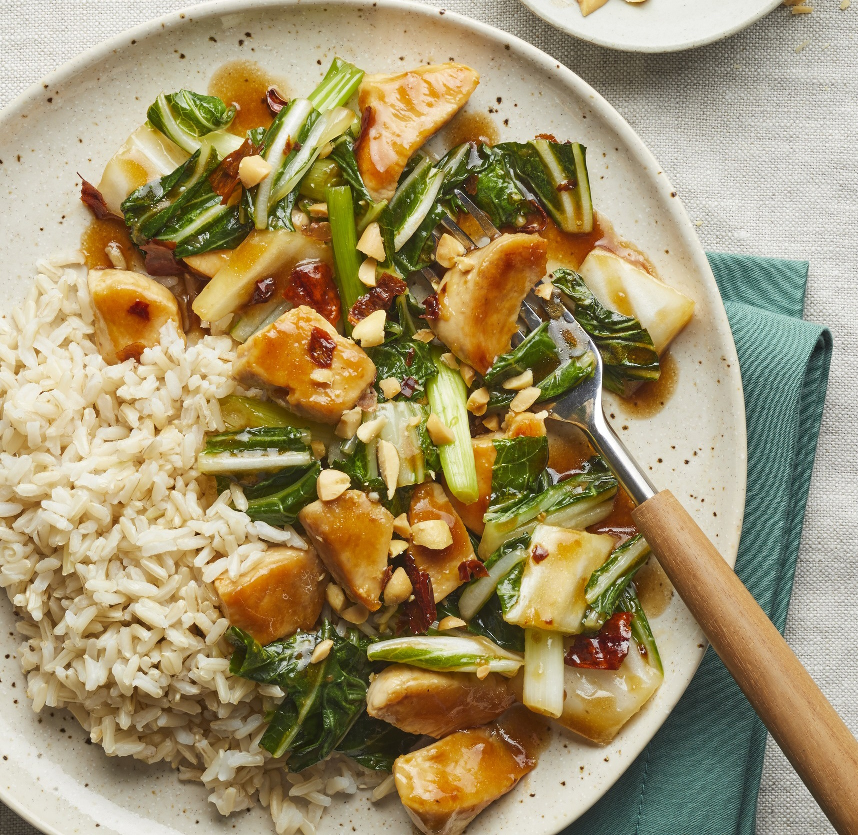 Healthier Kung Pao Chicken Allrecipes Magazine