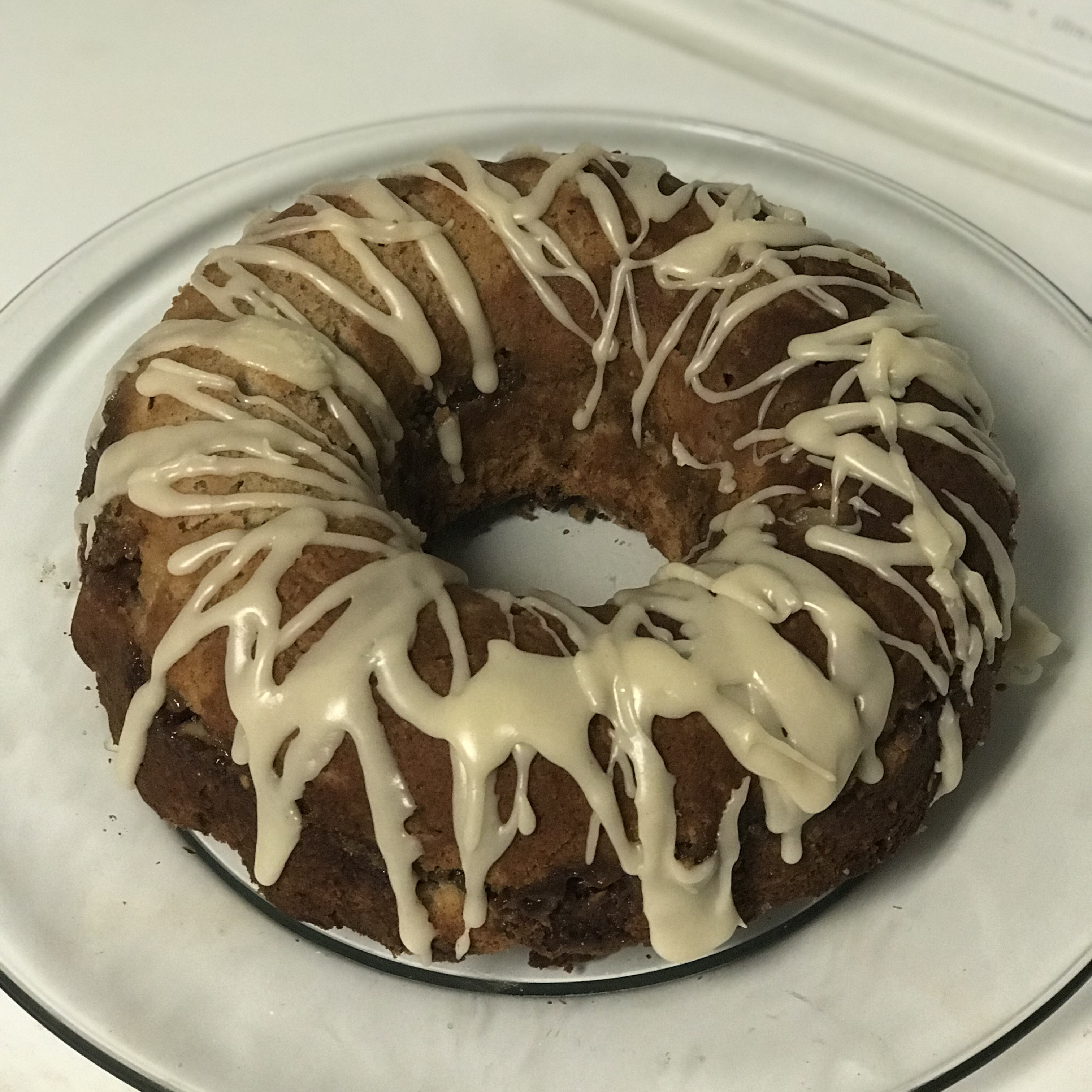 Dylan's Apple Cream Coffee Cake