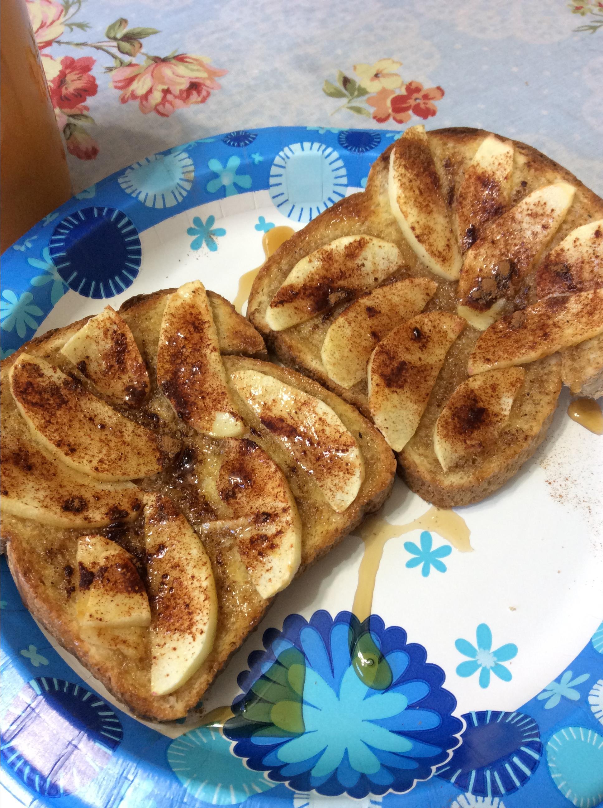 Apple Toast