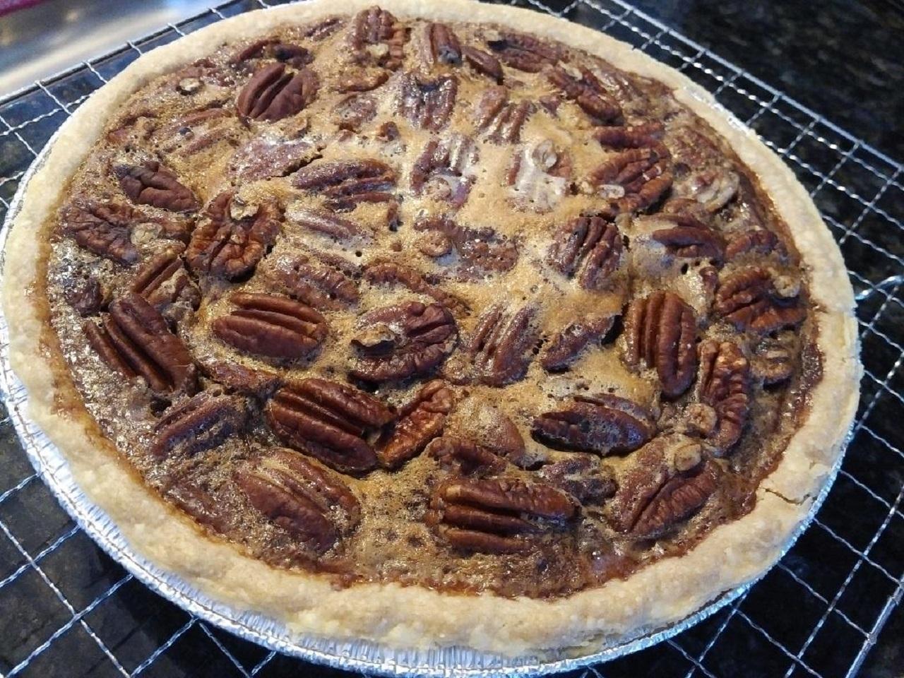 Perfect Pecan Pie USA WEEKEND columnist Jean Carper