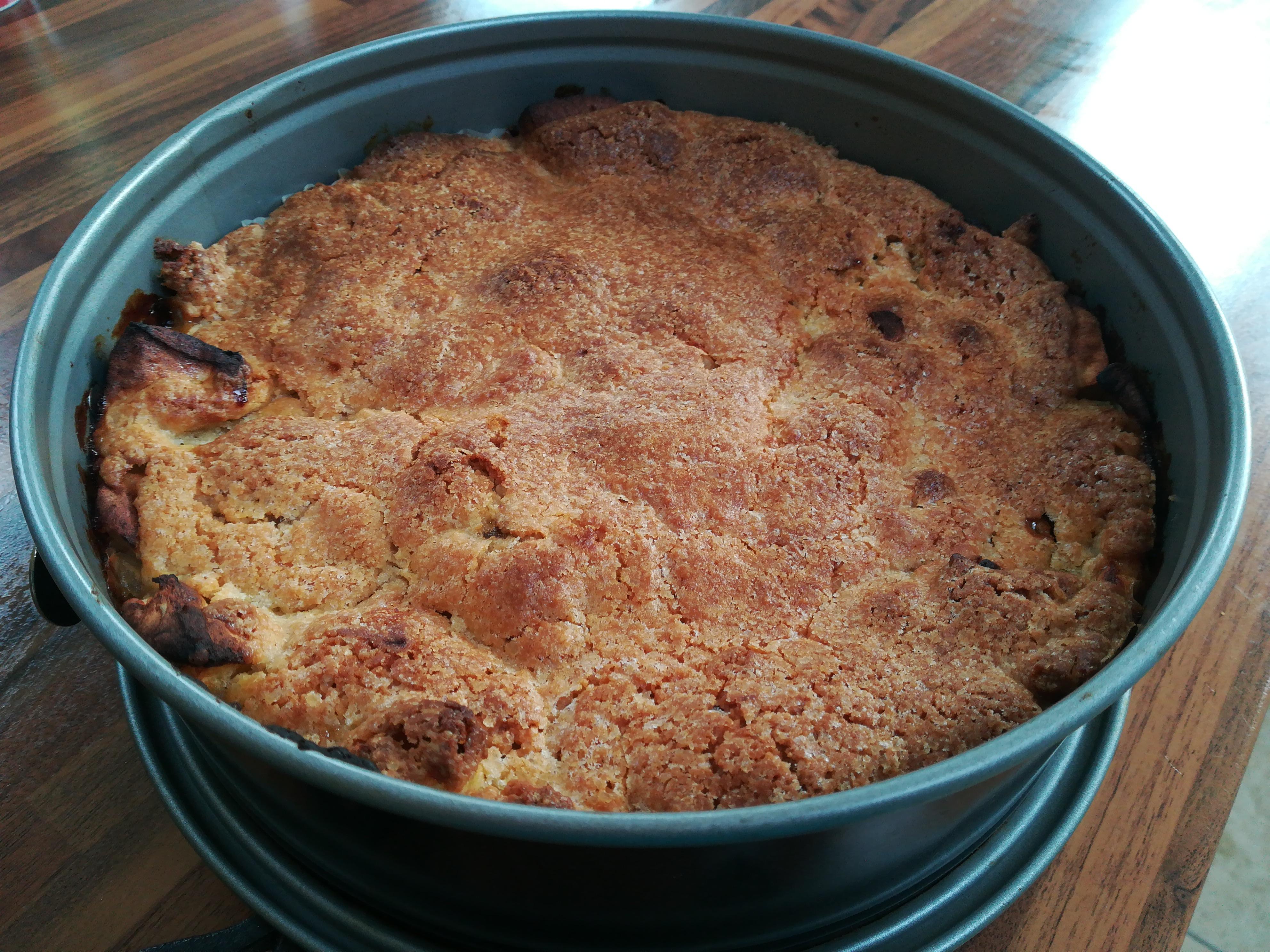 Easy Swedish Apple Pie Maeve Kelly
