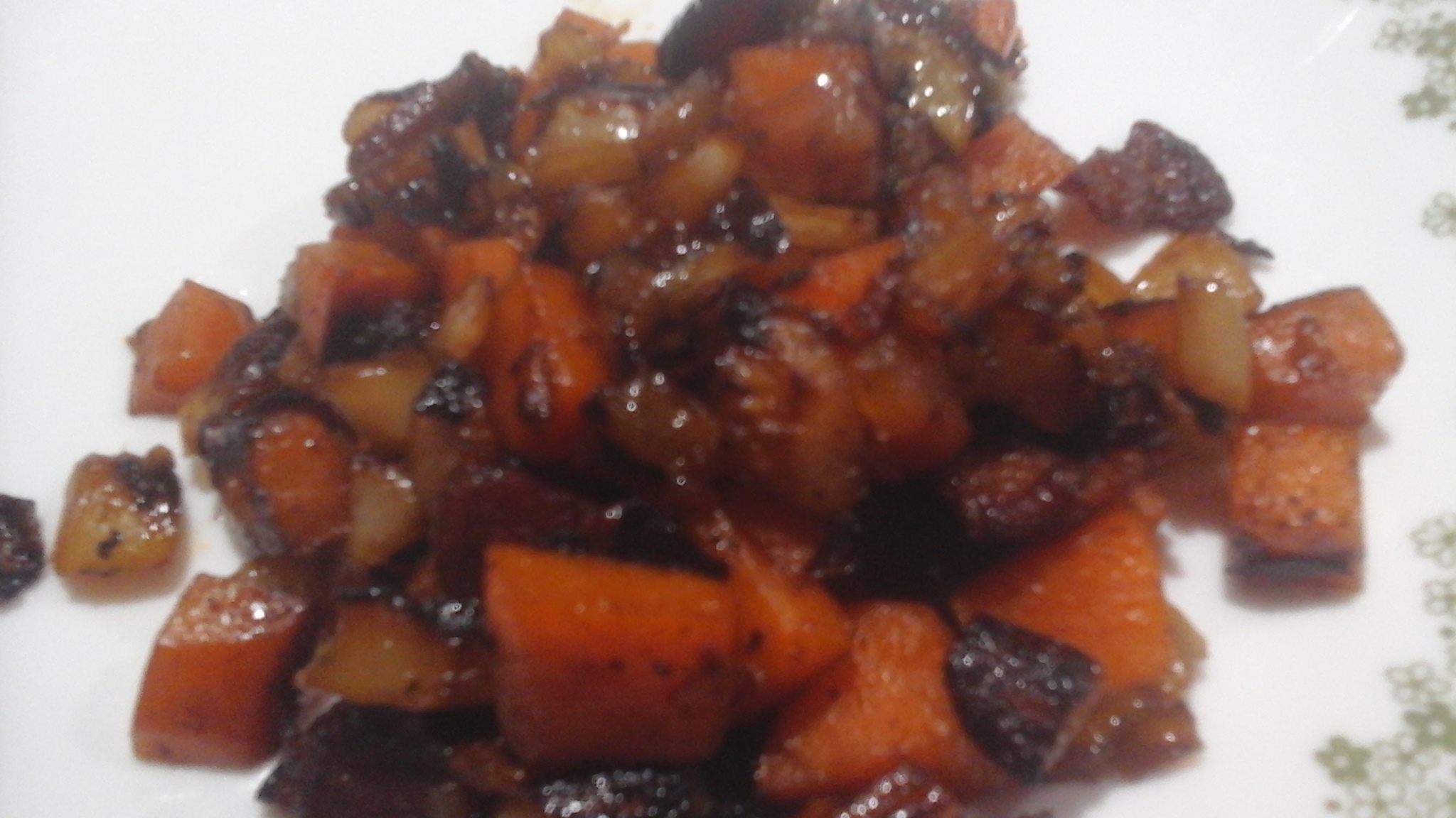 Sweet Potato and Fennel Hash SHRLYANN