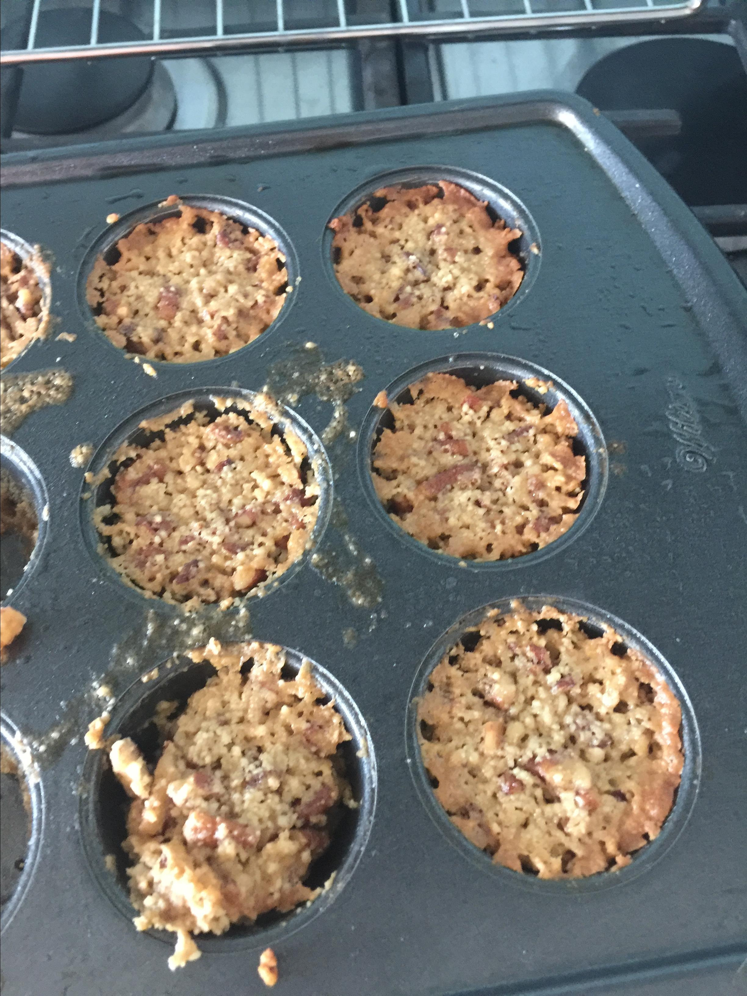 Mini Pecan Pie Muffins vjohnson8