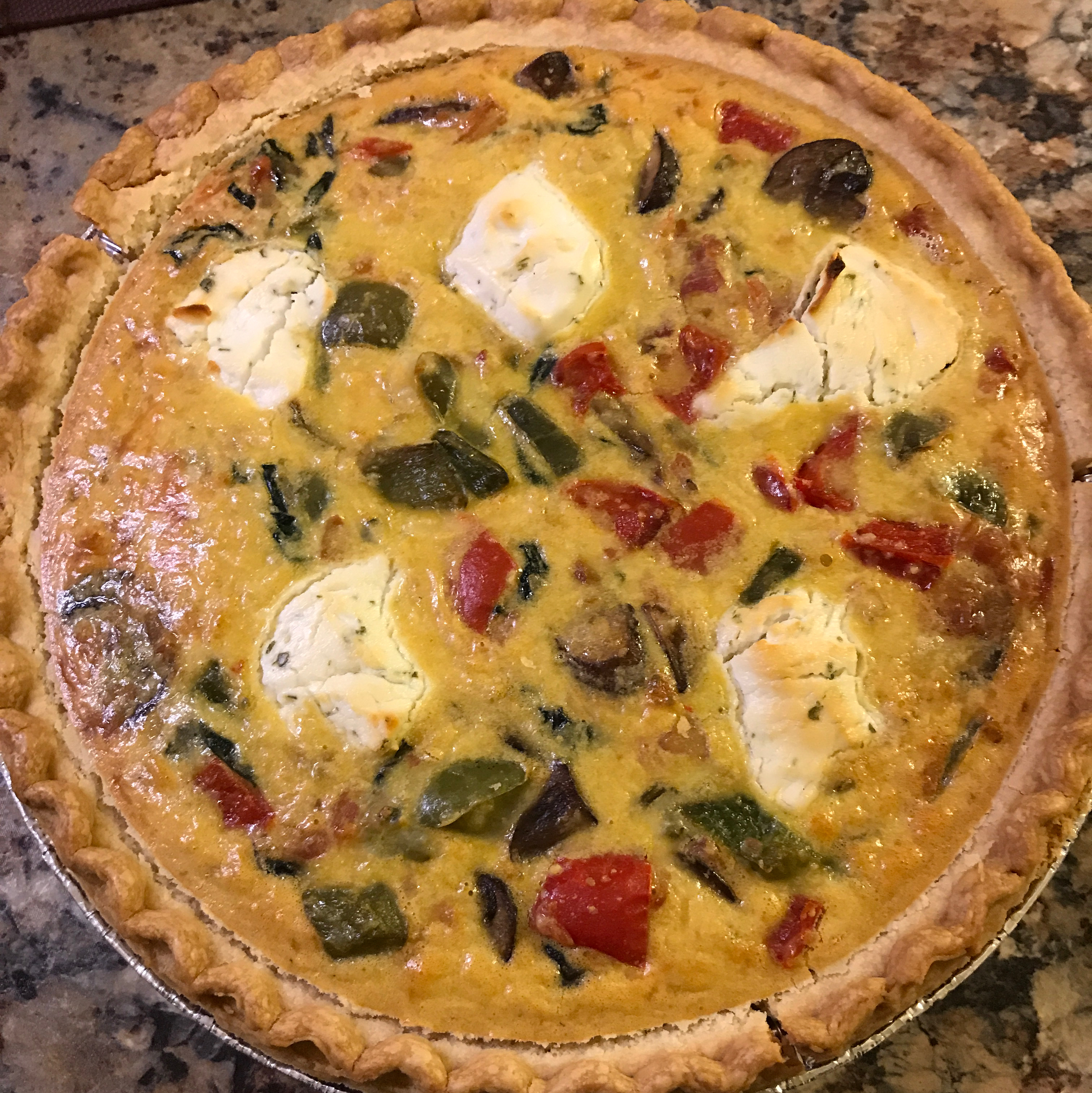 Country Quiche Luciana