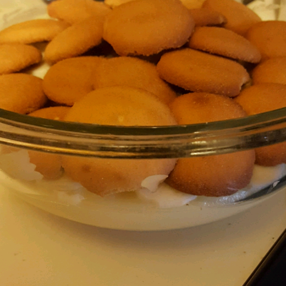 Banana Pudding I Elmo Meli