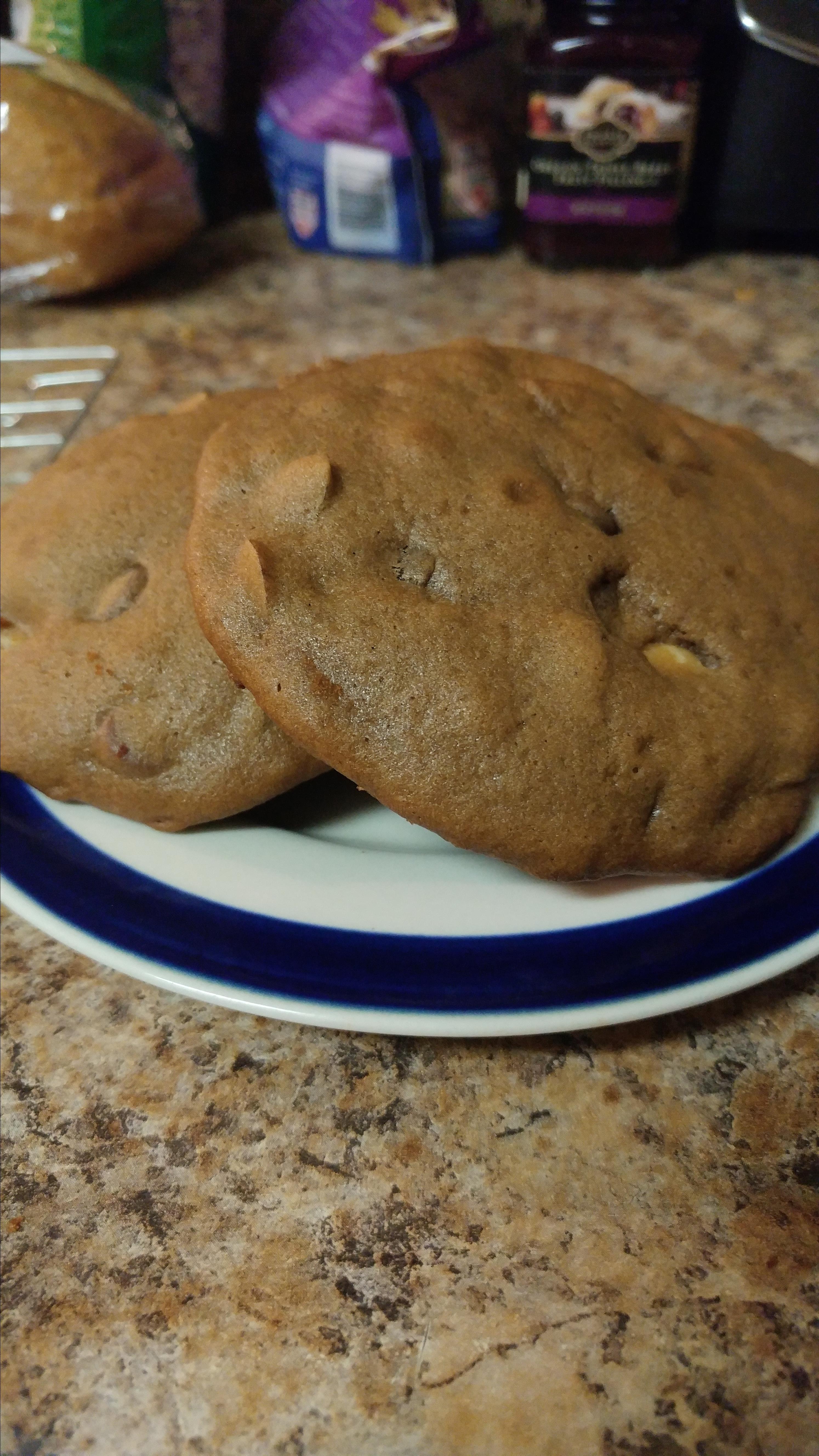 Chocolate Pile-Up Cookies Tiffany Garcia
