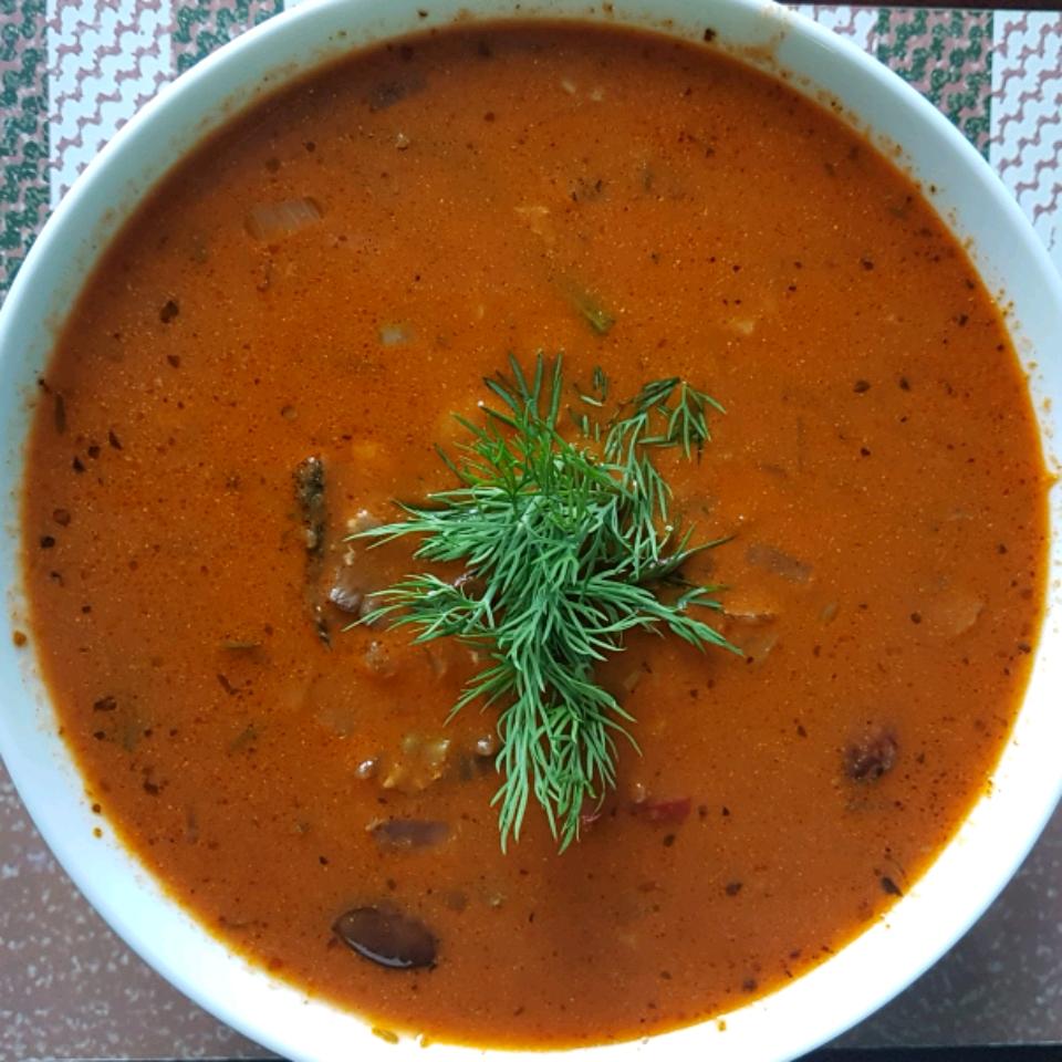 Mediterranean Fish Soup Tomasz Karczewski