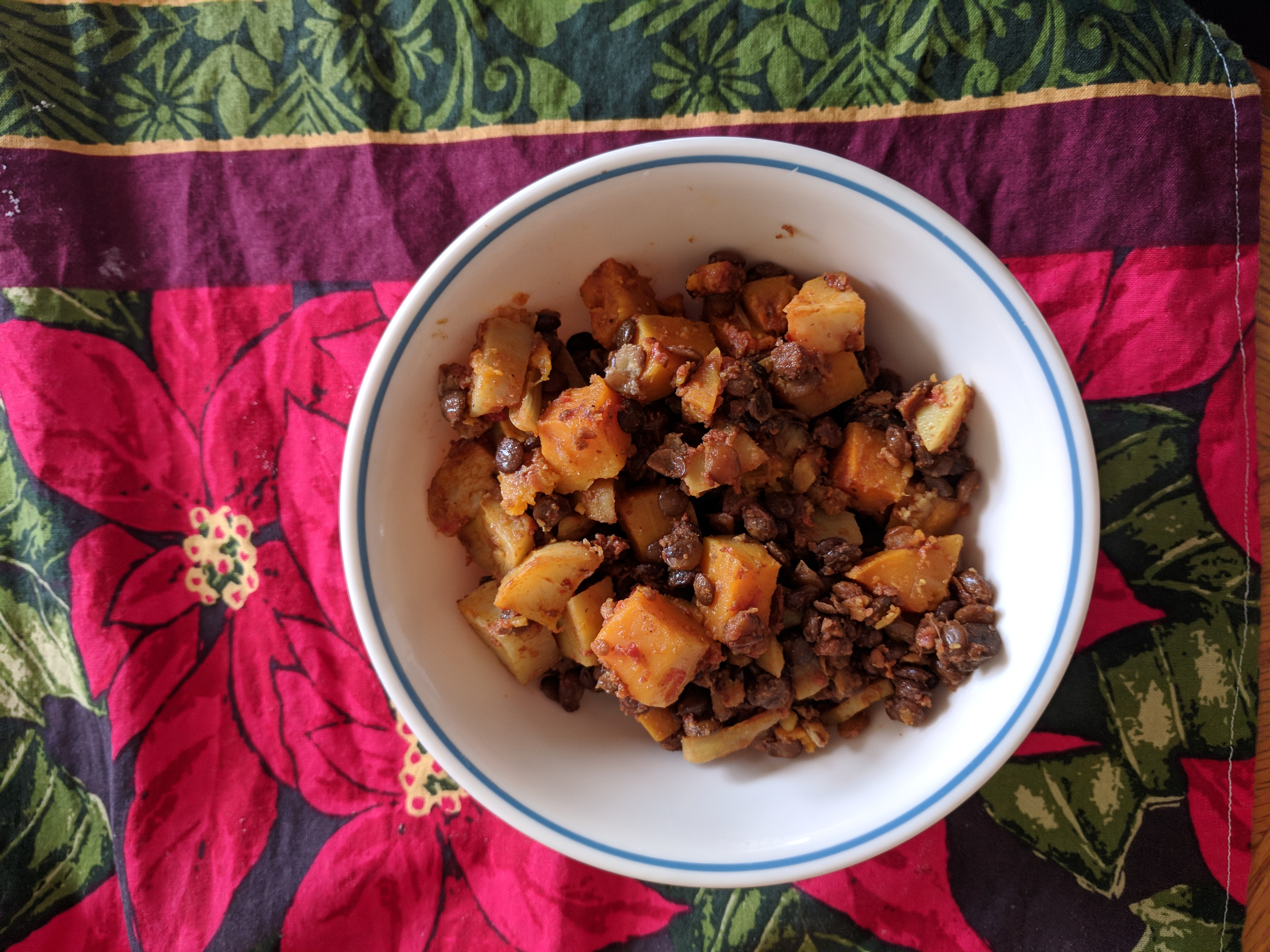 Moroccan Vegan Tagine Lady at the Stove