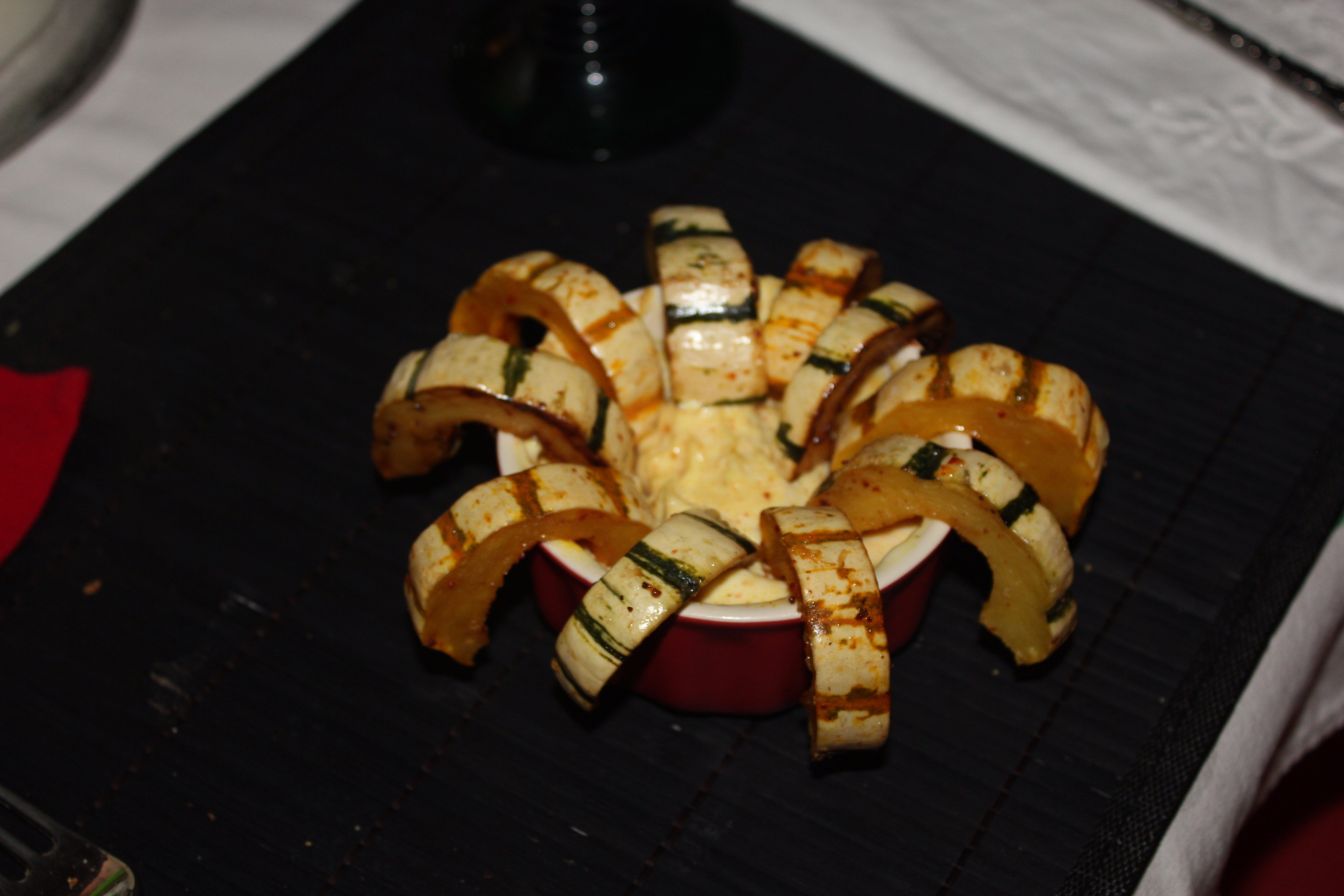 Roasted Delicata Squash Louise Buckles