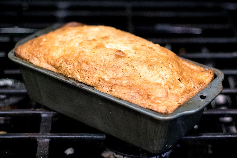 Debbie's Amazing Apple Bread