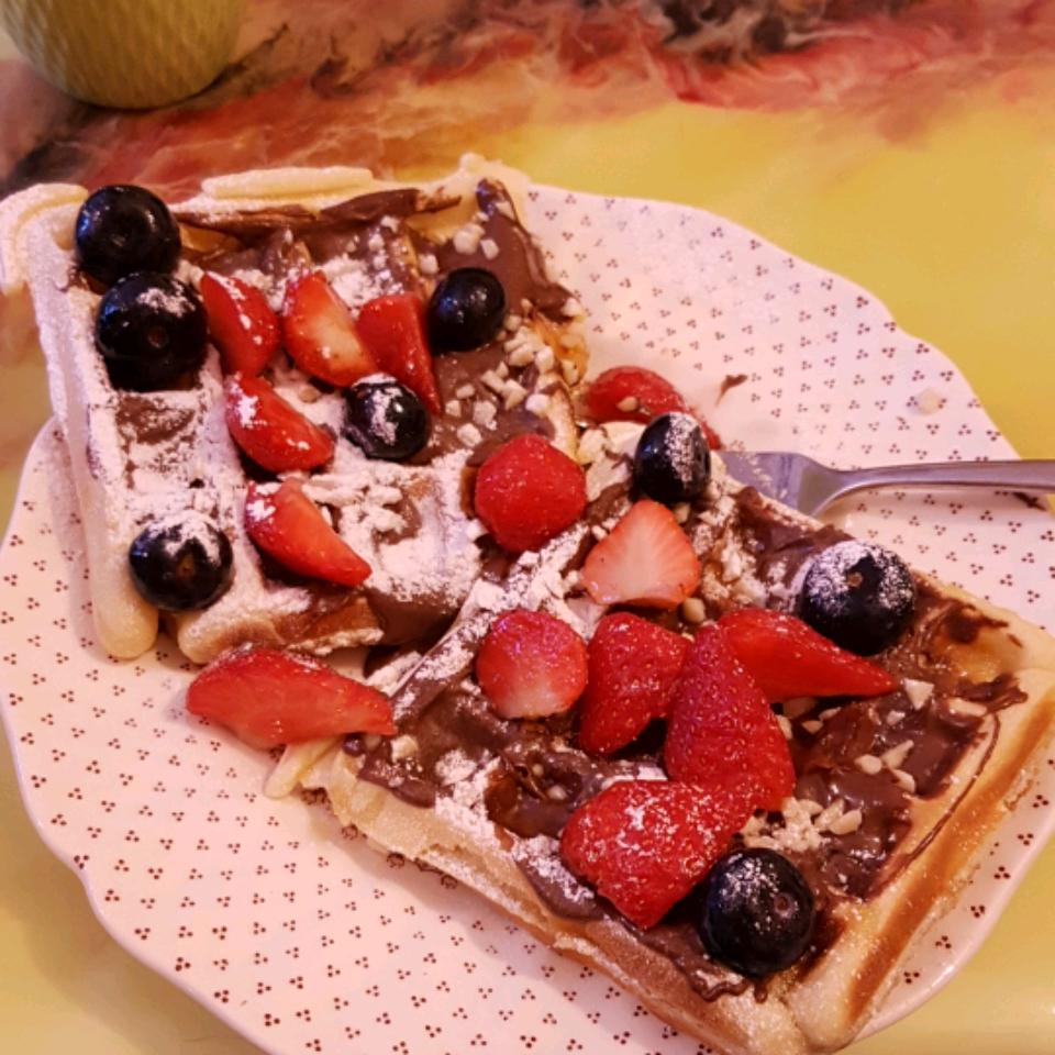 Norwegian Waffles Maryam