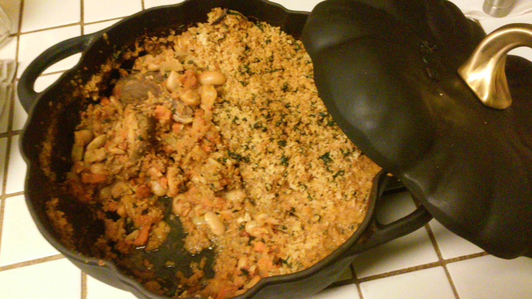 How to Make Cassoulet Cazuela