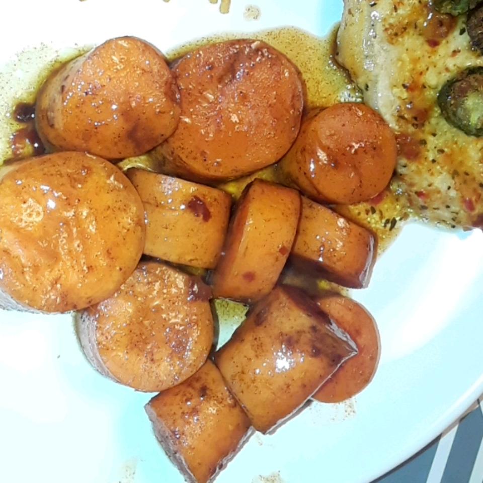 Spicy Glazed Carrots Jessica Andi