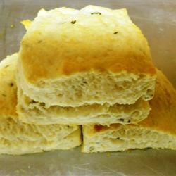 Rosemary Biscuits BakingBot