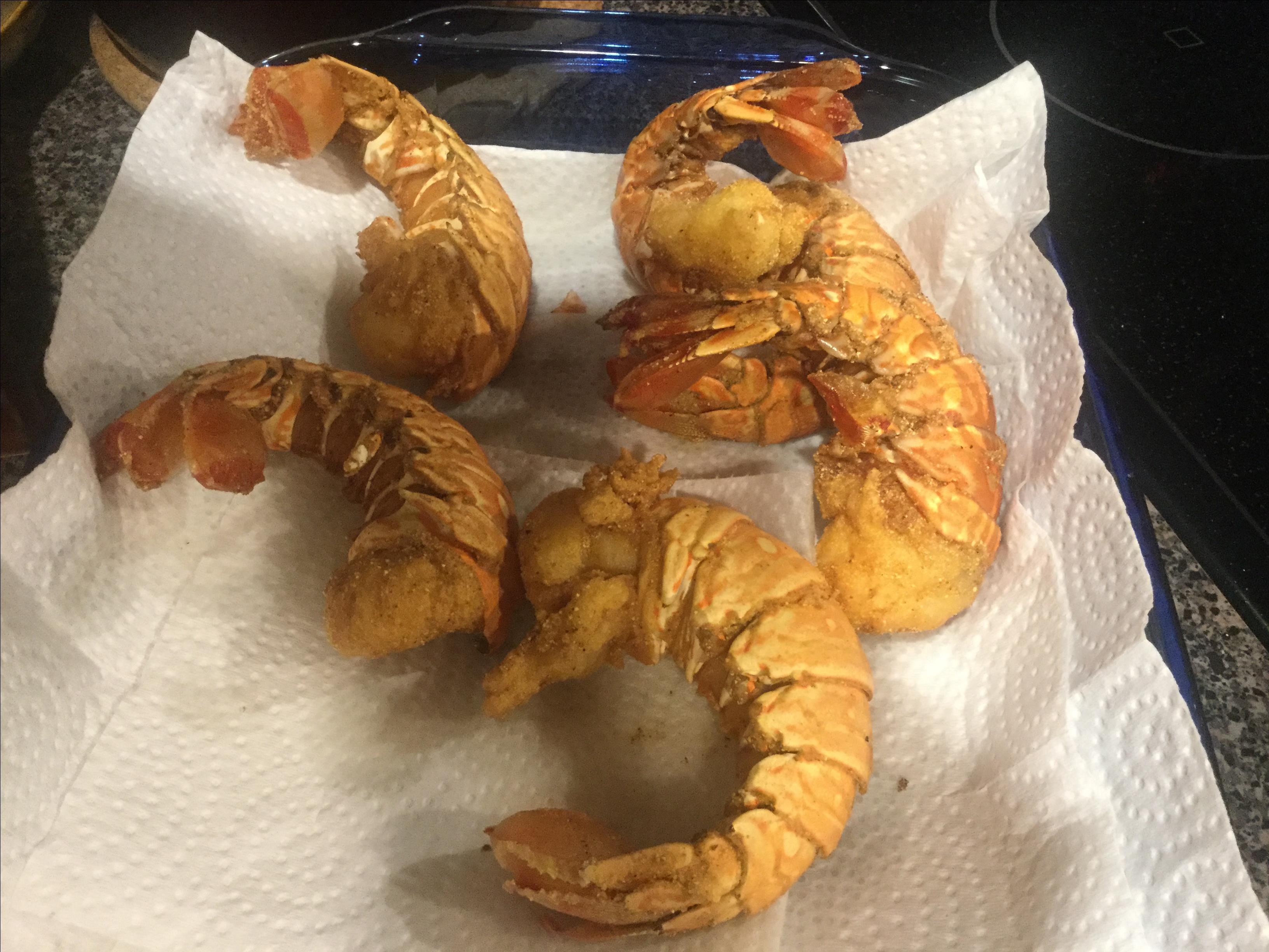 Deep Fried Lobster Lisa Payne Wansley