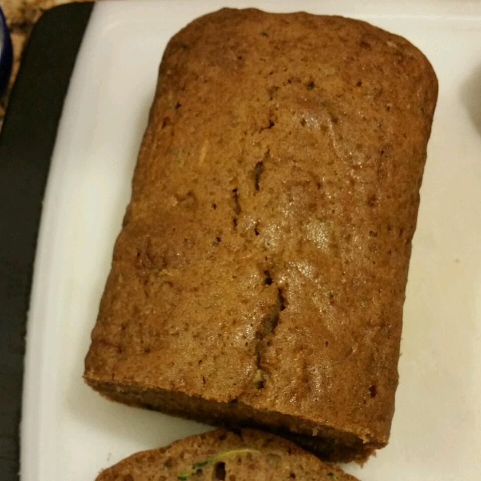 Zucchini Bread with Truvia® Baking Blend Natalia Dover