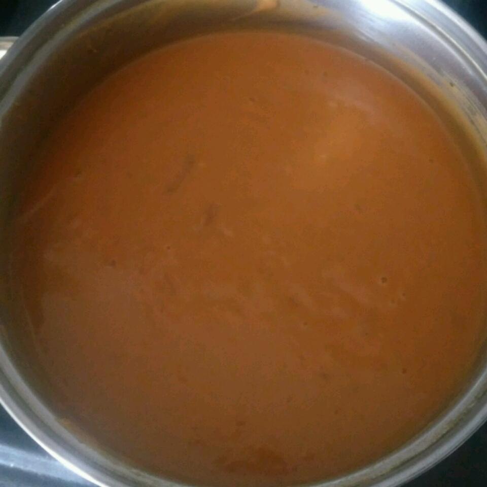 Spicy Sweet Potato Soup Mark Ewing Du Plessis