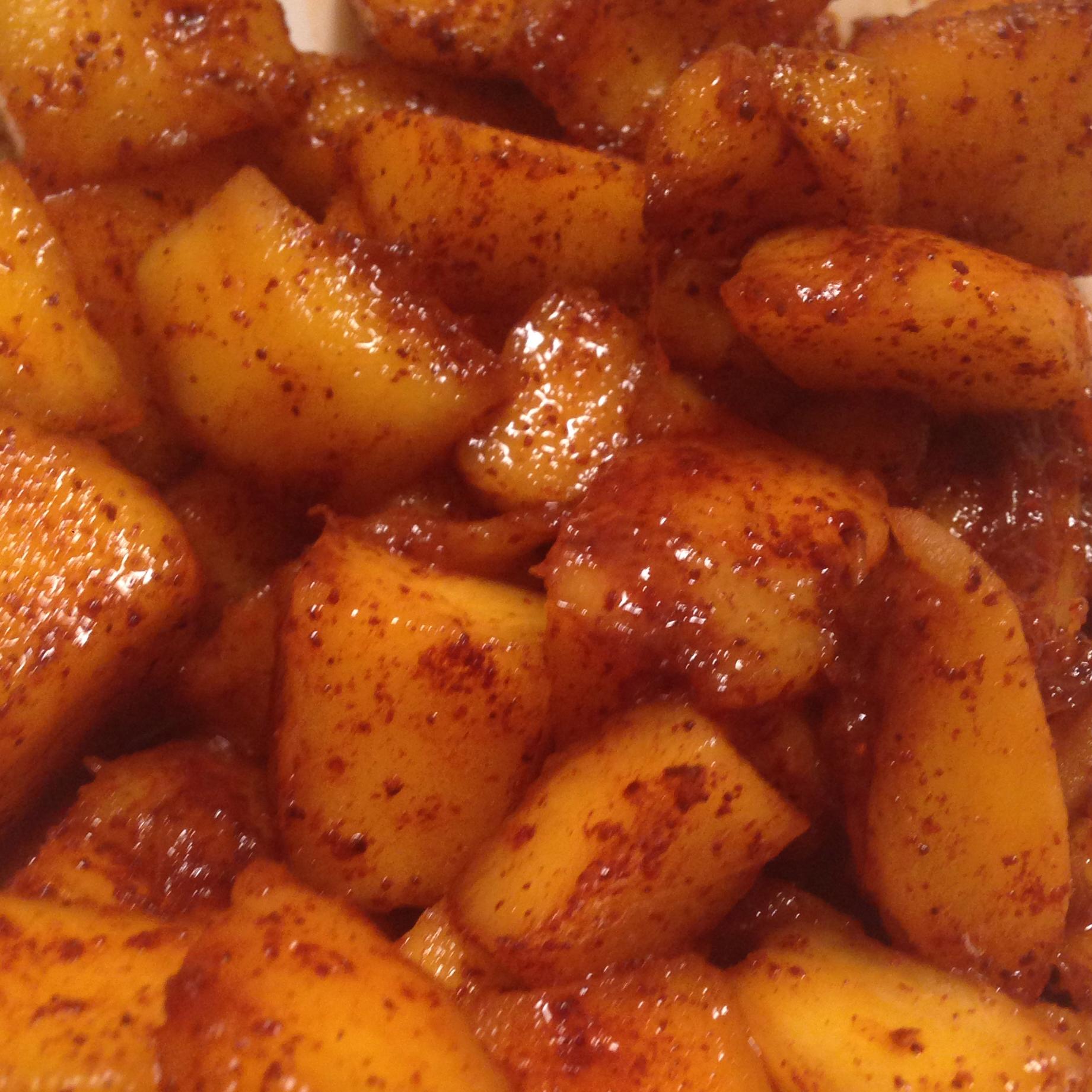 Mexican Mango Brittany
