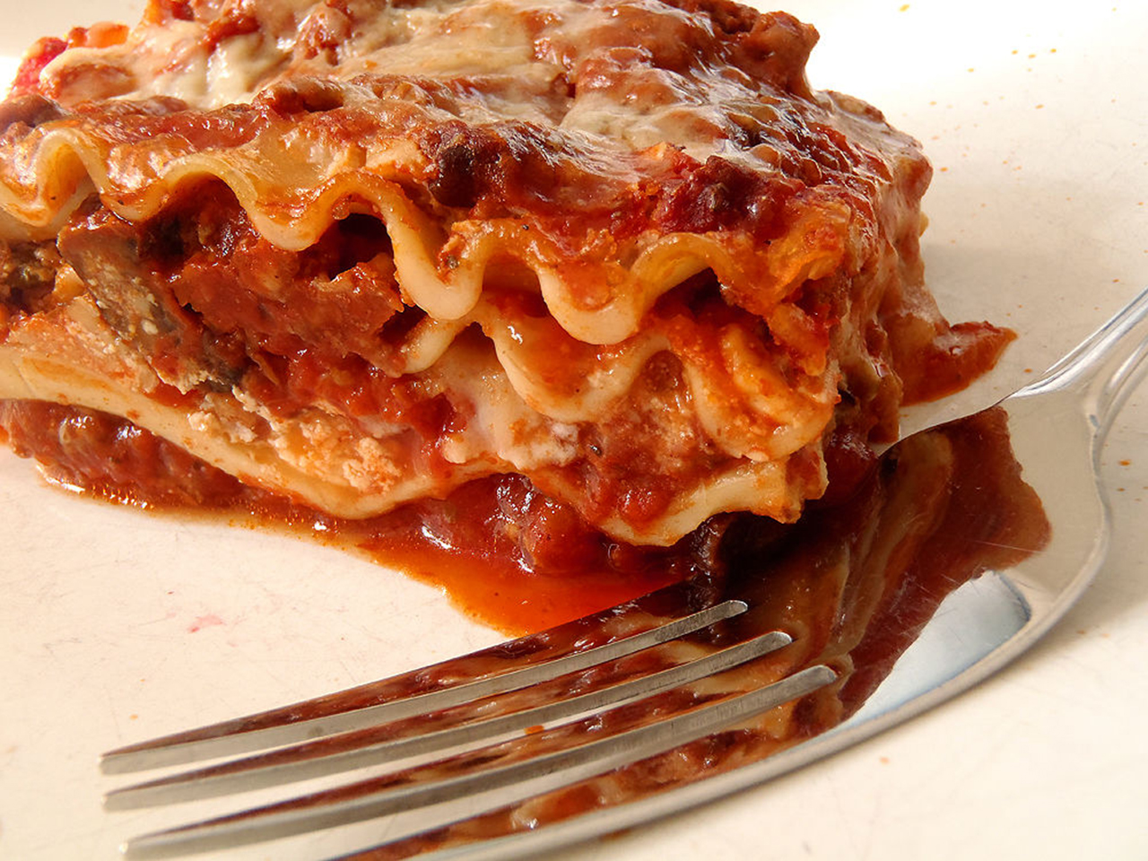 Homemade Lasagna Recipe Allrecipes