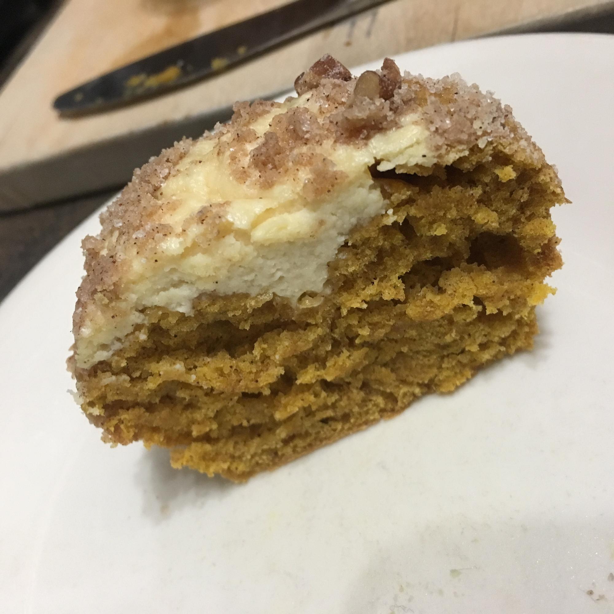 Pumpkin Cream Cheese Muffins BlinnyNinny