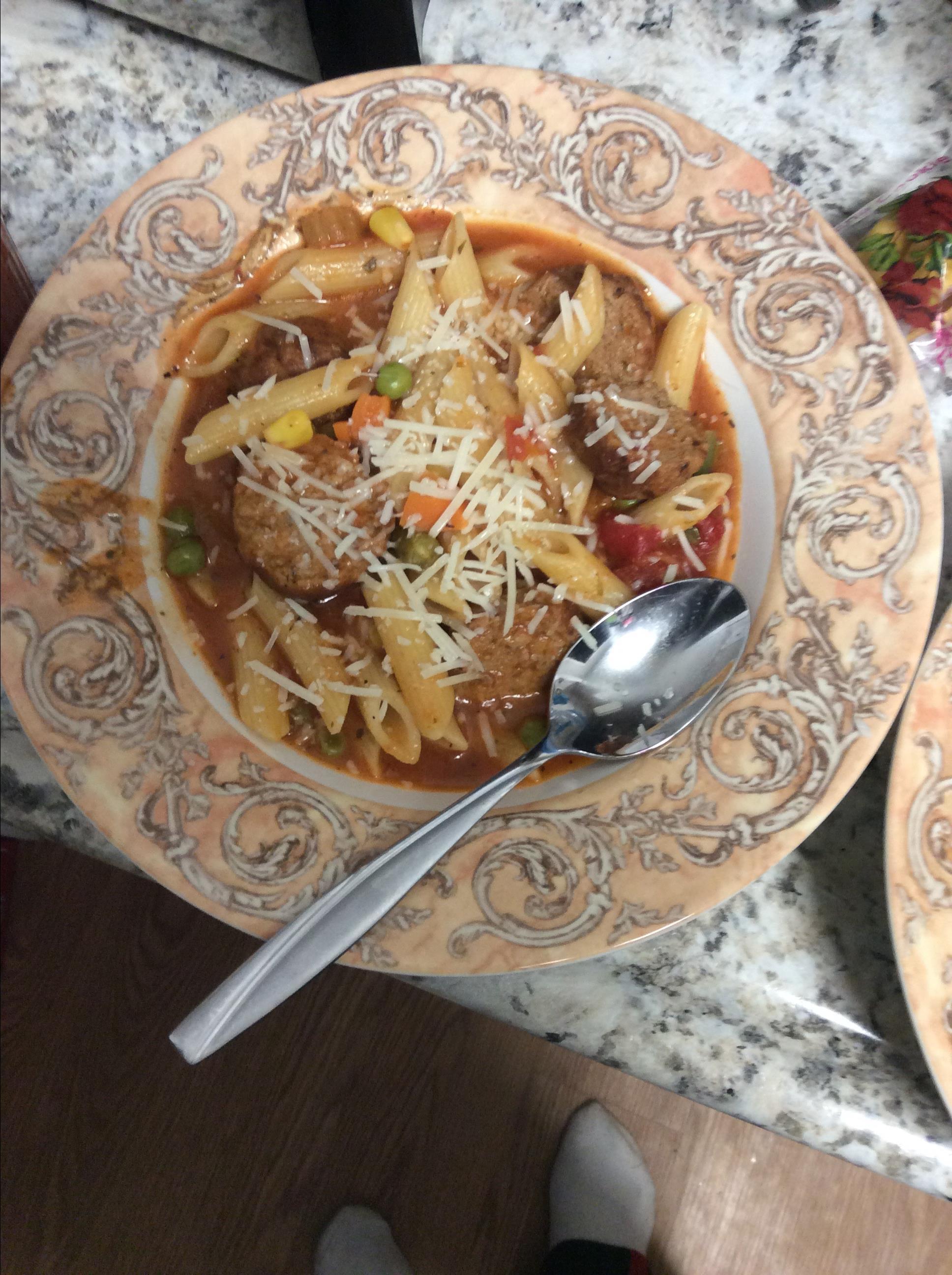 Meatball Soup Alfreda Richardson