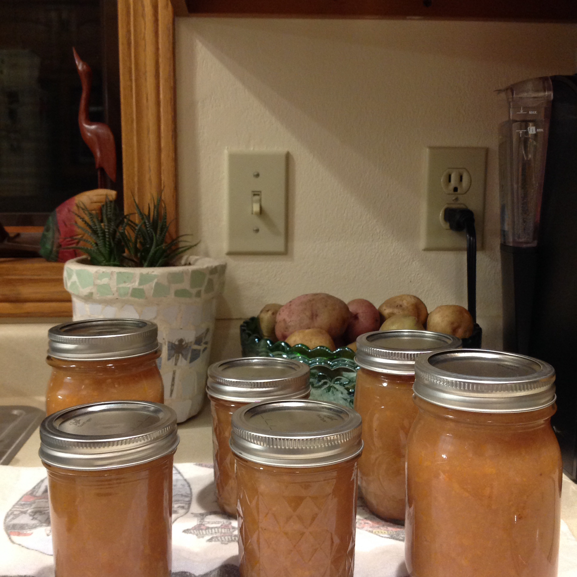 Spiced Pear Butter Shae's Mama
