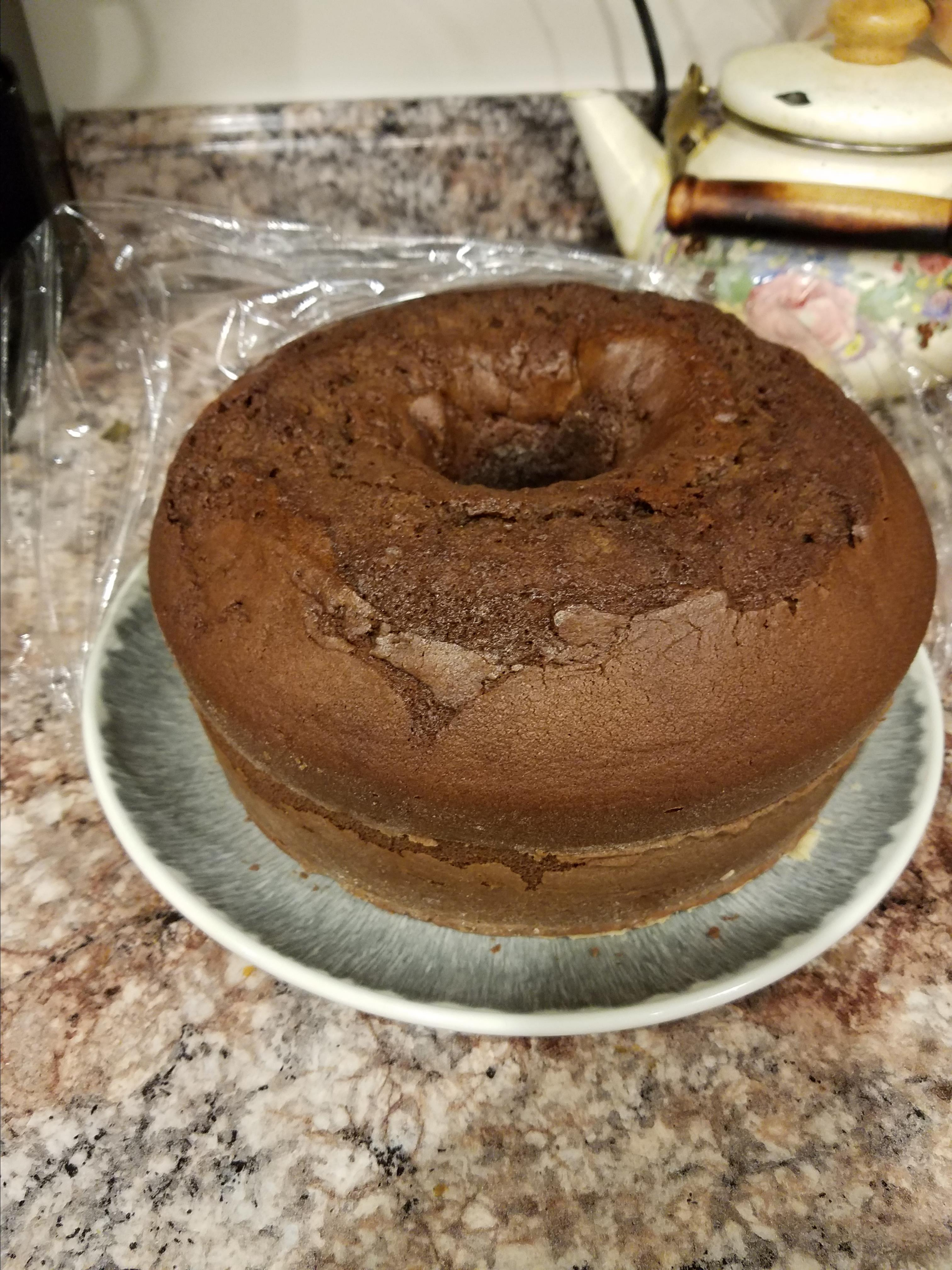Two Ton Bourbon Pecan Cake PastorAlida Janaire Lark