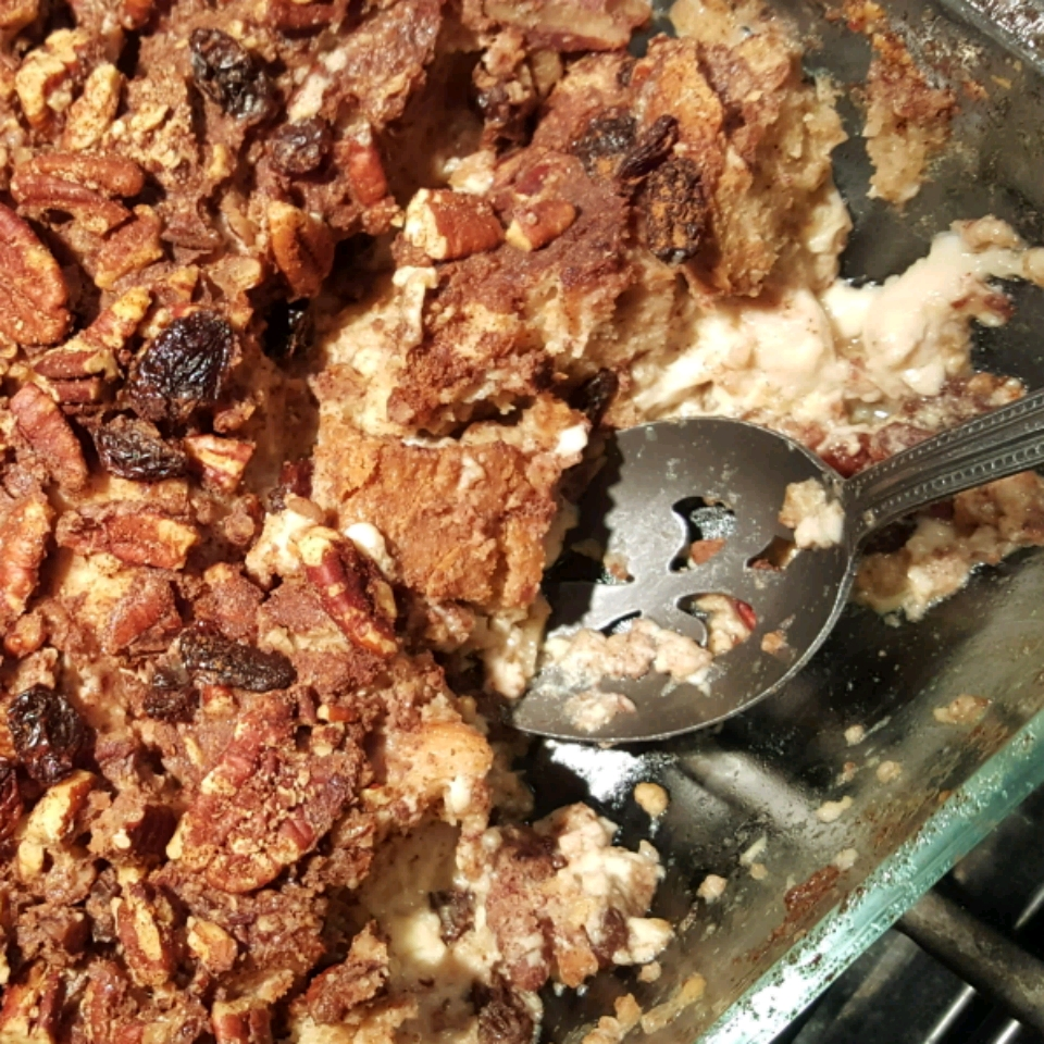 Easy Bread Pudding II Colleen Seal