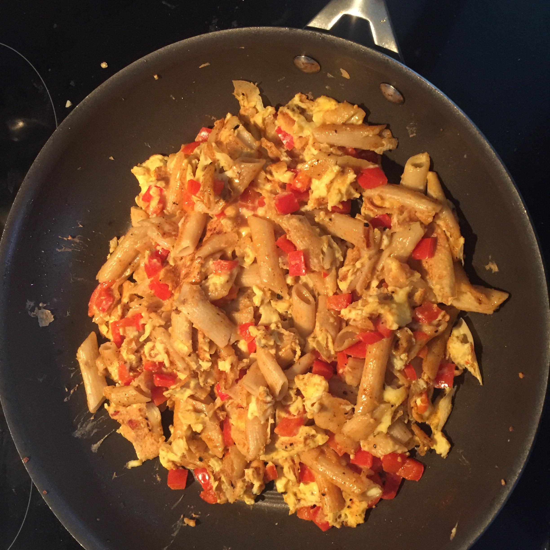 Noodles and Eggs Marcus Chenier