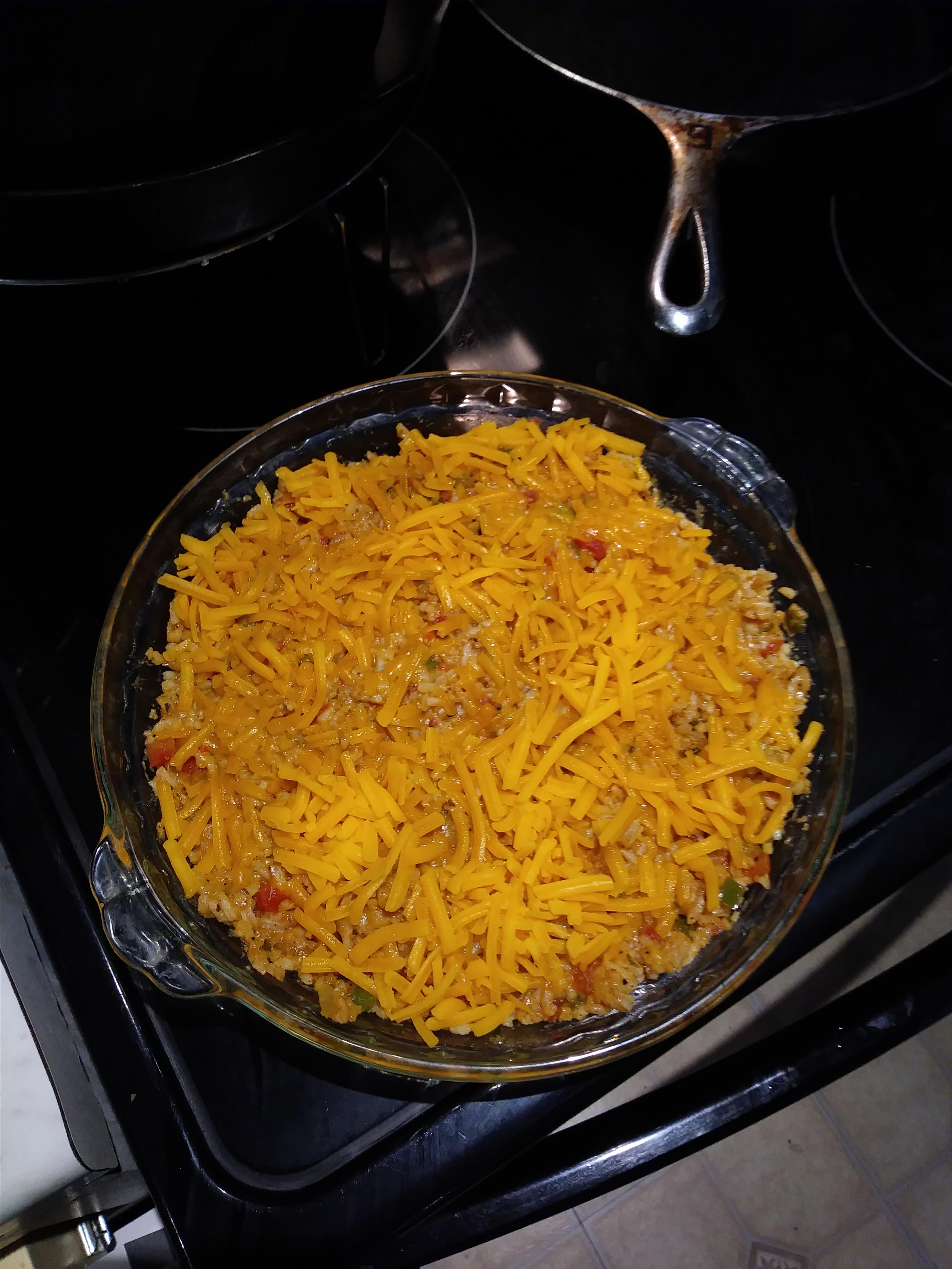 Quick and Easy Spanish Rice C. S. Brewer
