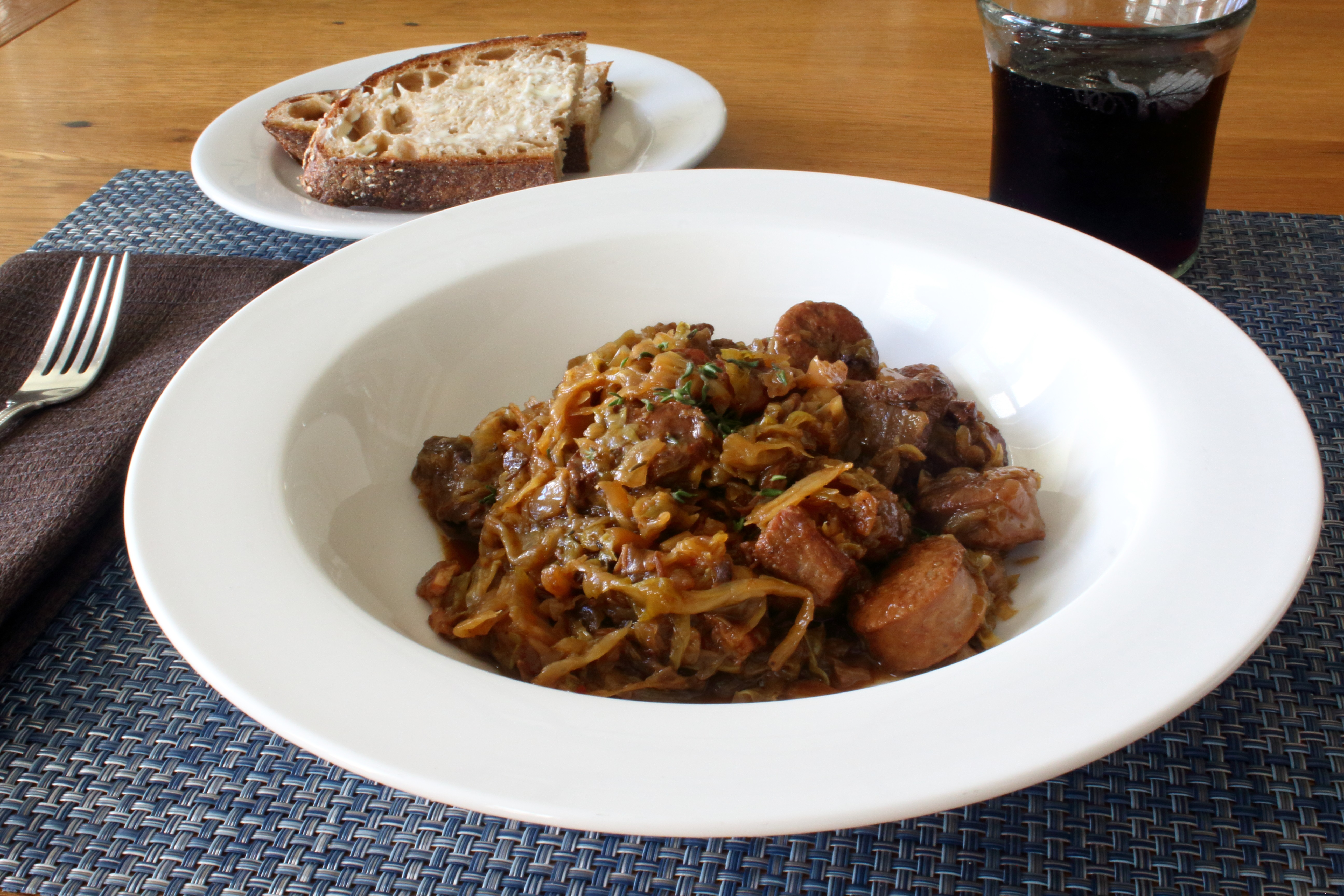 Chef John's Bigos (Polish Hunter's Stew)