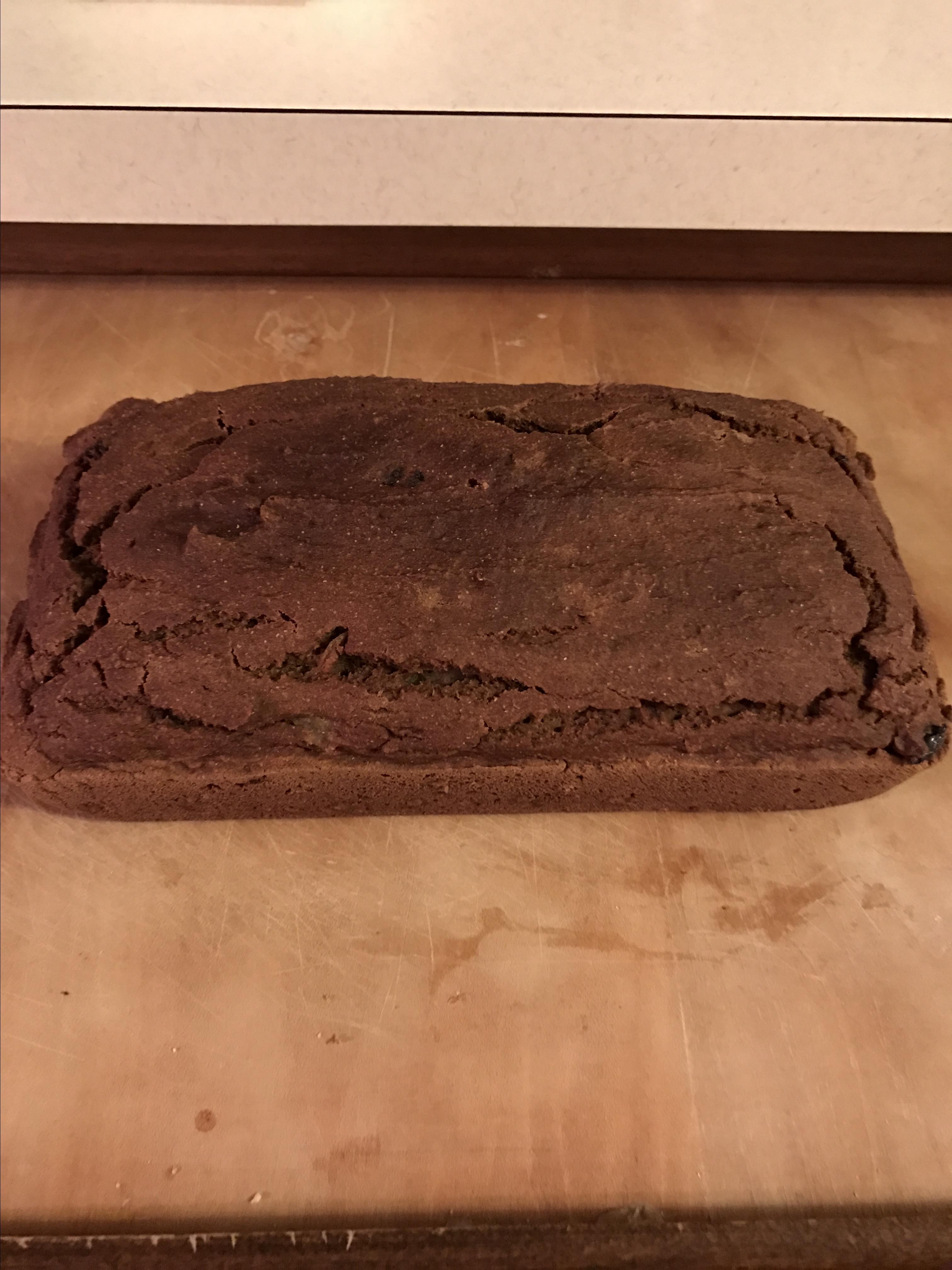 Gluten-Free Pumpkin Bread giov