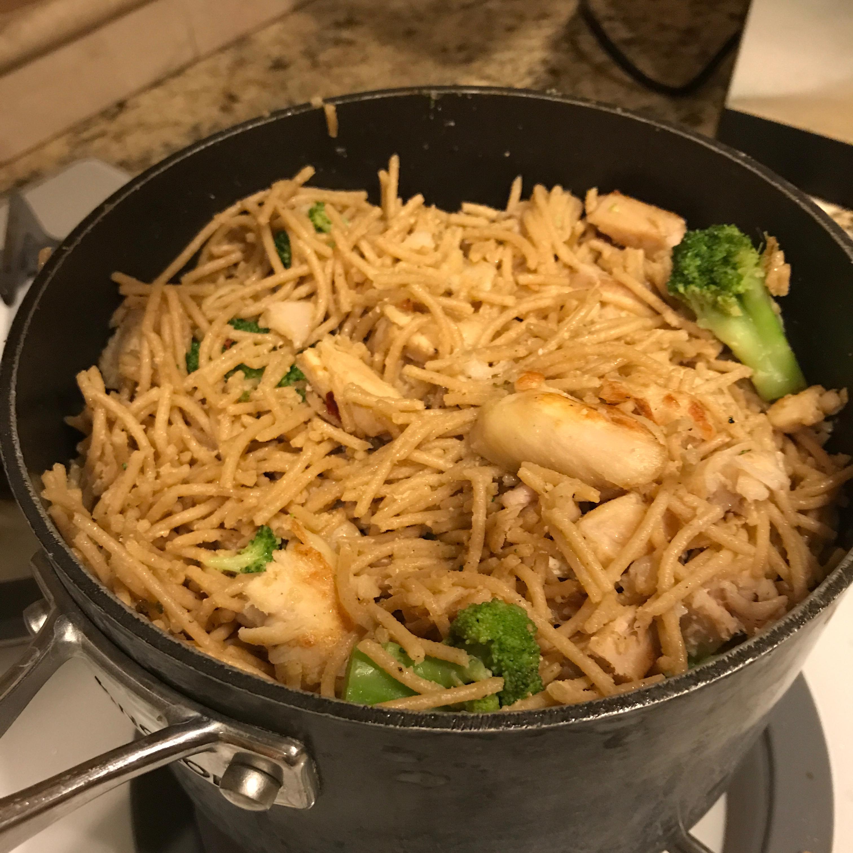 Pasta and Garlic