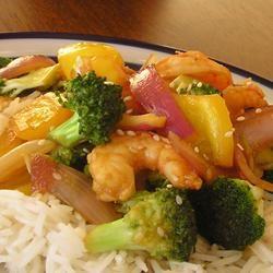 Sesame Shrimp gapch1026