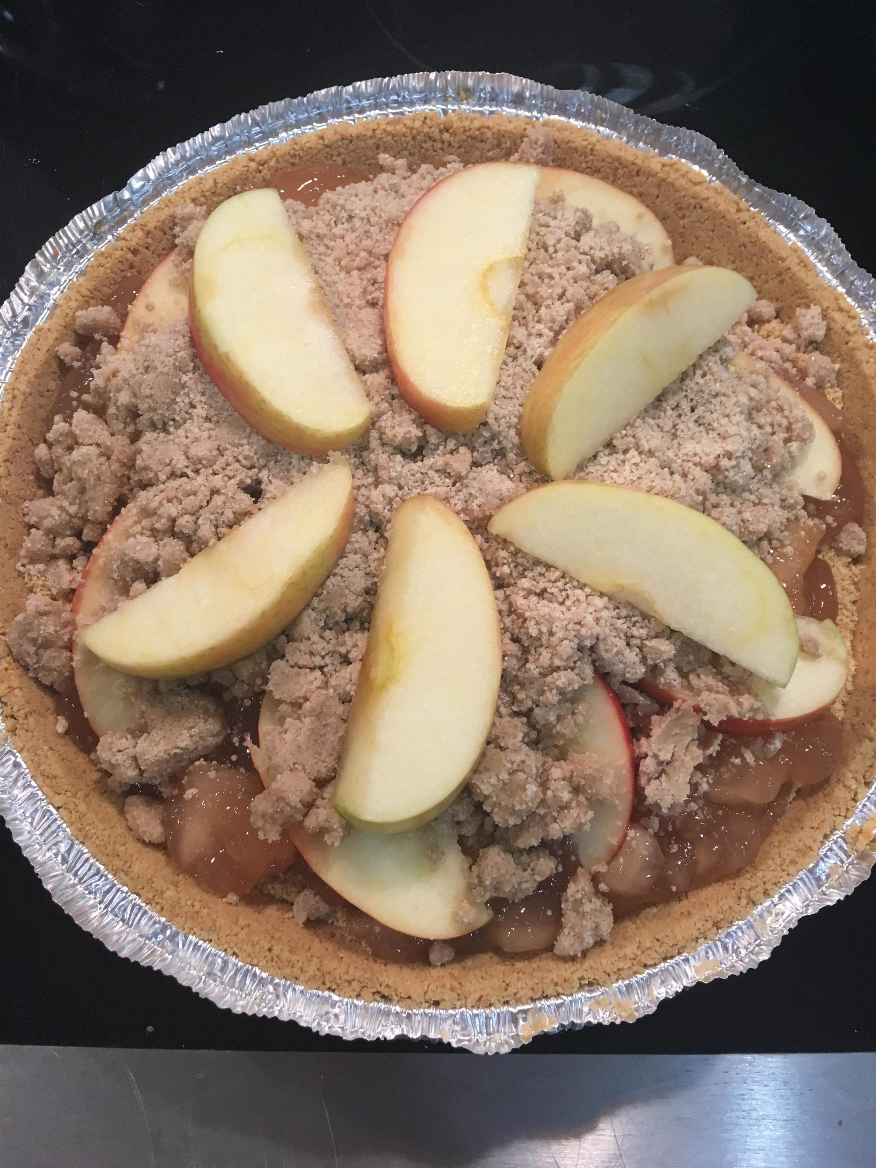 Apple Crisp II Monica Coleman