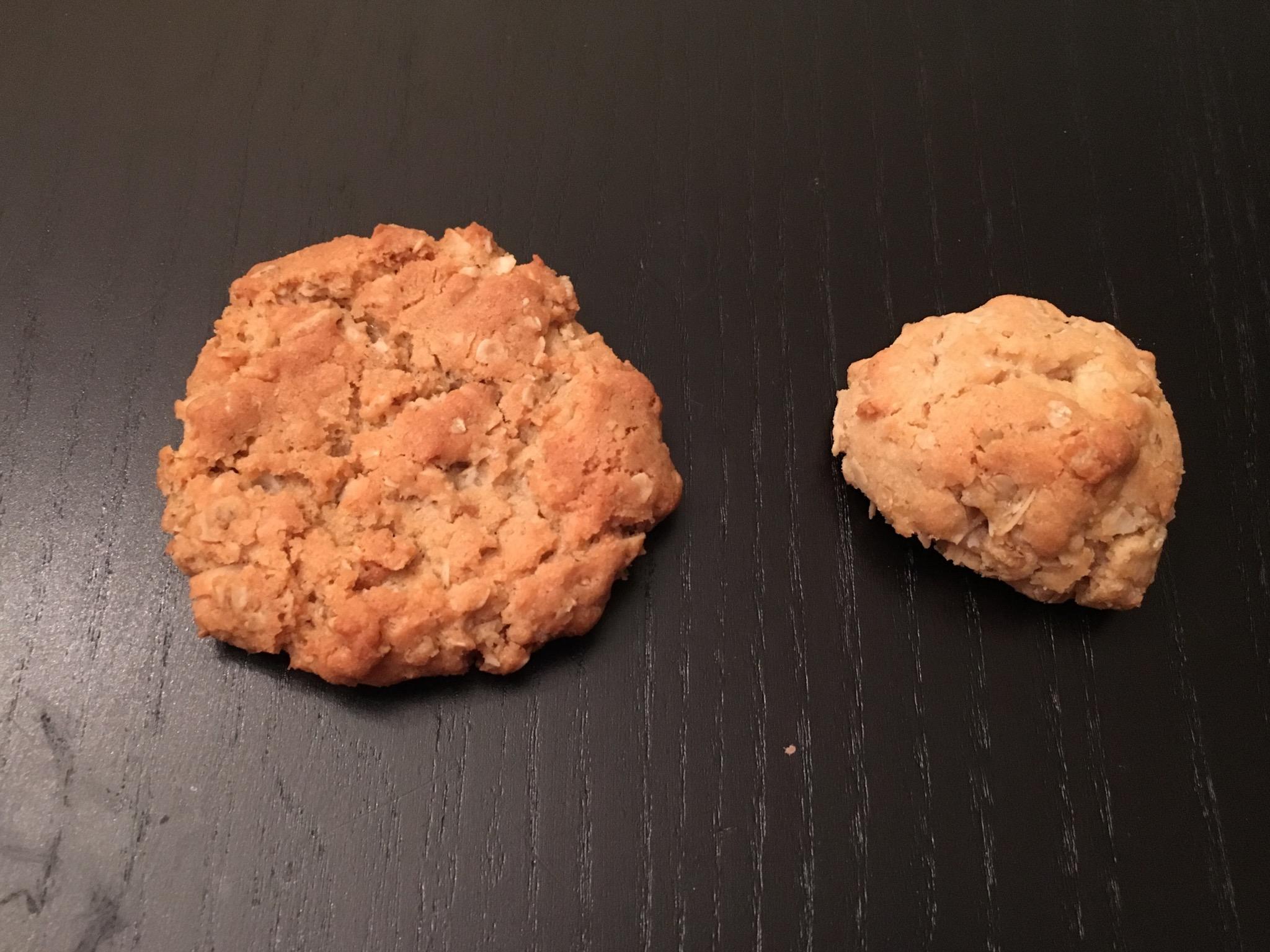 Ranger Cookies I