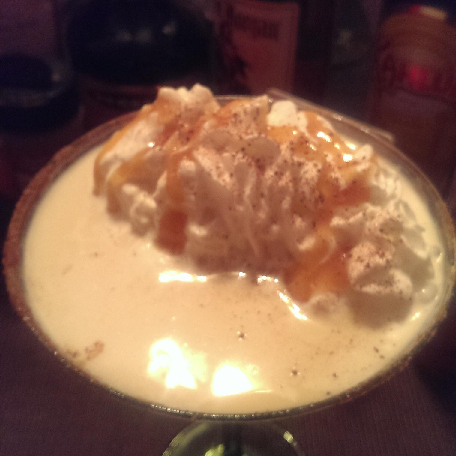 Pumpkin-Spiced Martini Donna S
