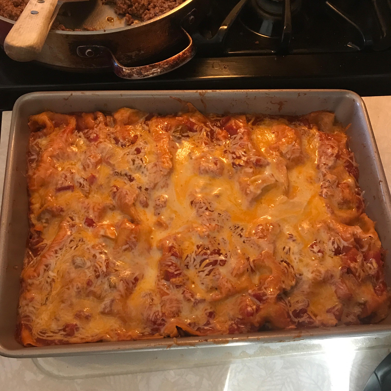 Chicken Enchiladas Verdes from RO*TEL