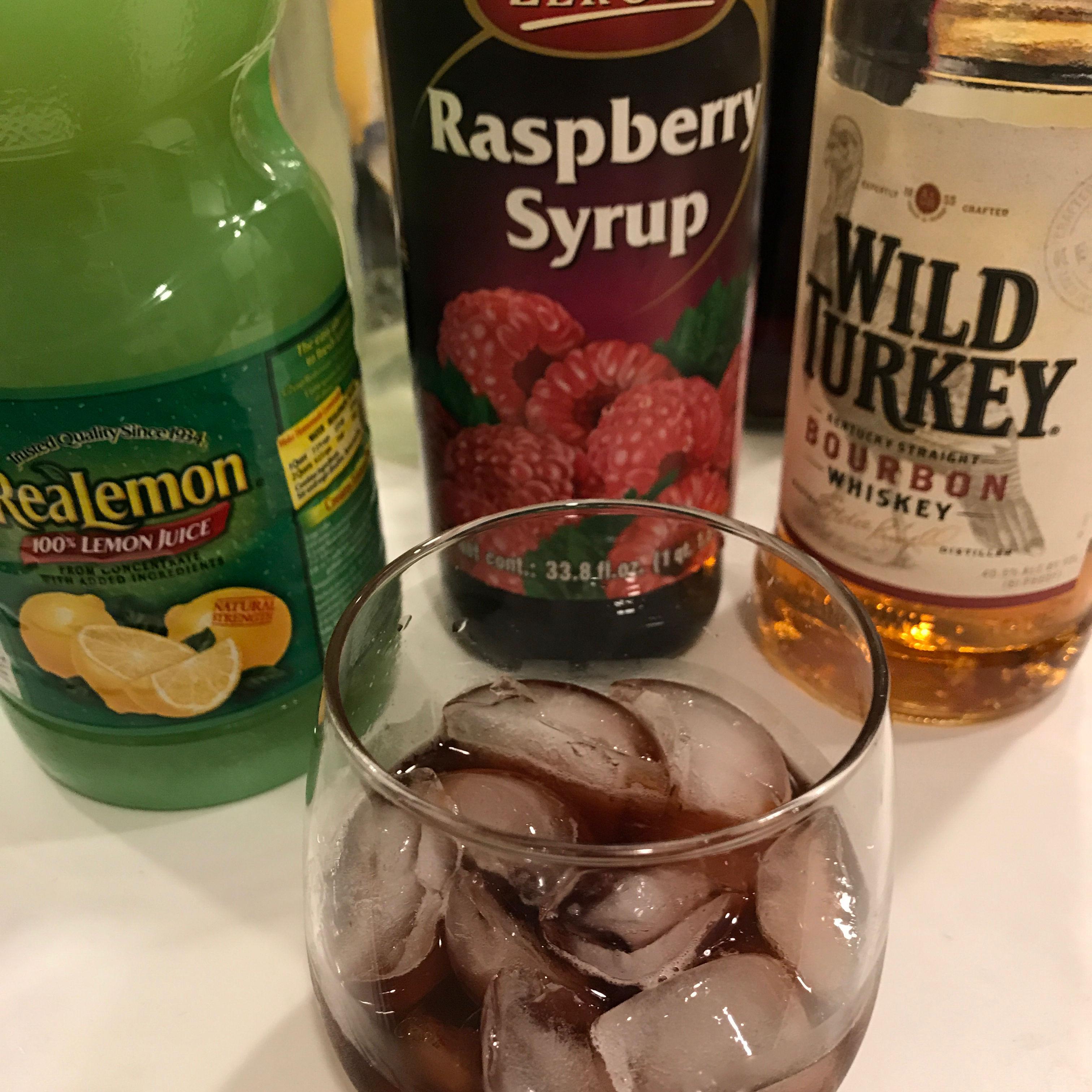 Easy Homemade Whiskey Sour Lynn Overall