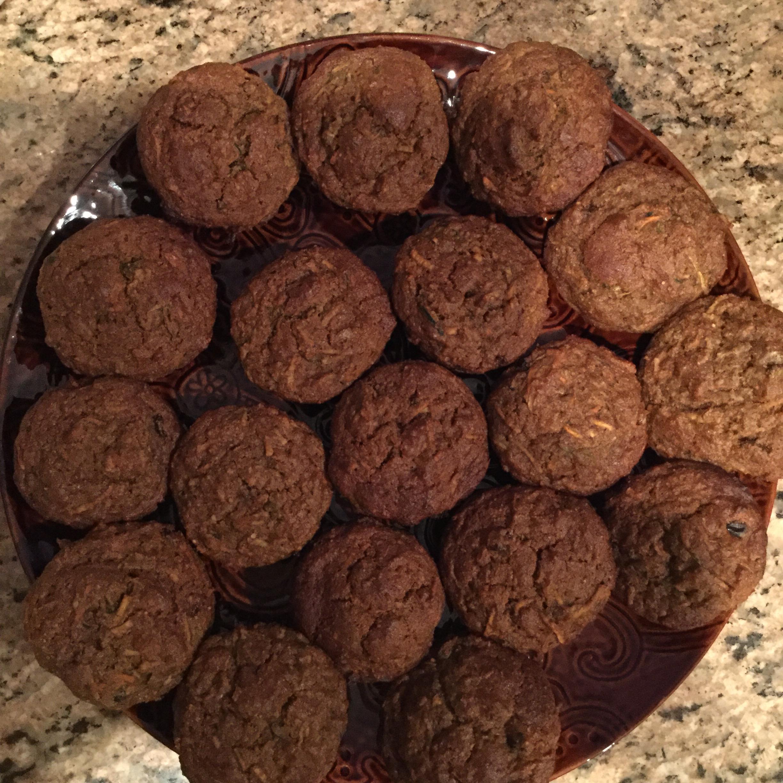 Gluten-Free Zucchini Carrot Muffins Claire