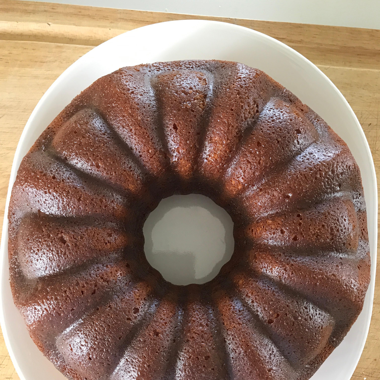 Harvey Wallbanger Cake
