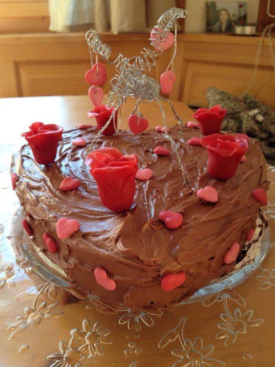 Heart Cake vewohl